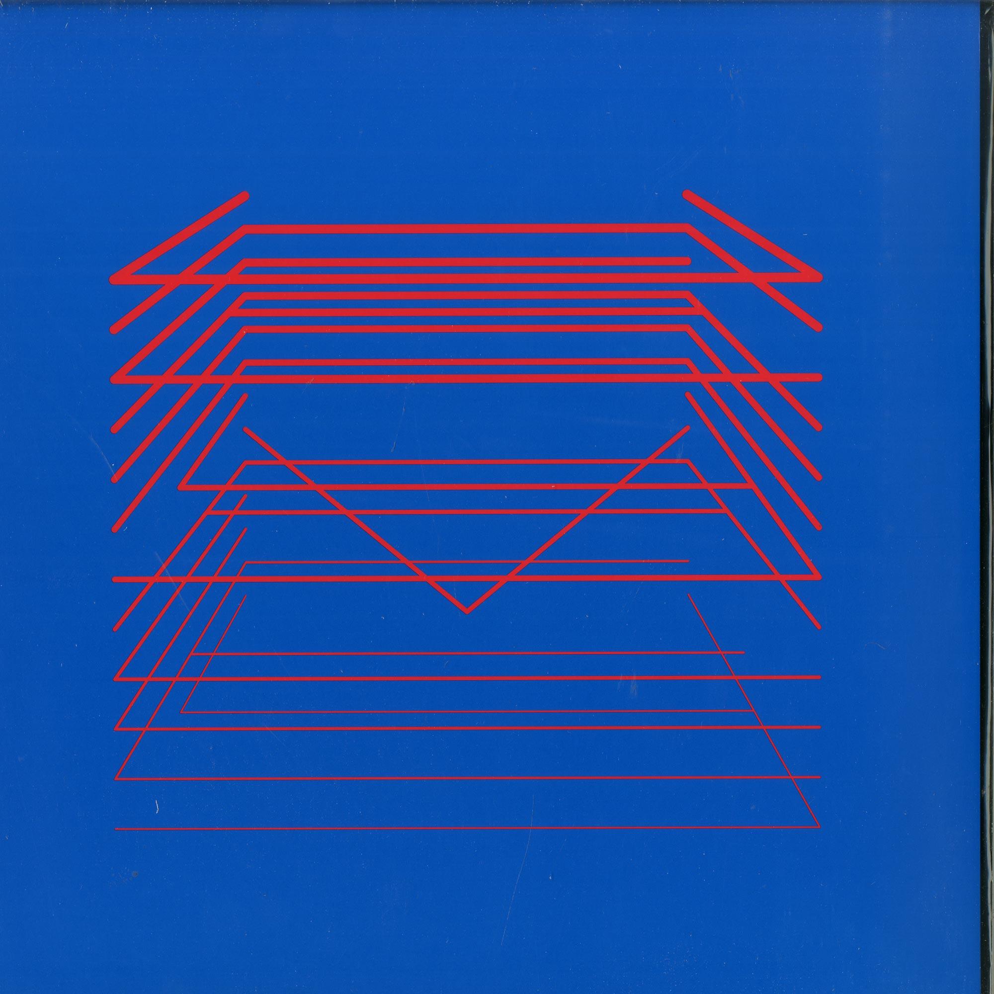 Various Artists - BLUE: CREDIT 00, GNISTA, AGB, BREAK SL, QNETE