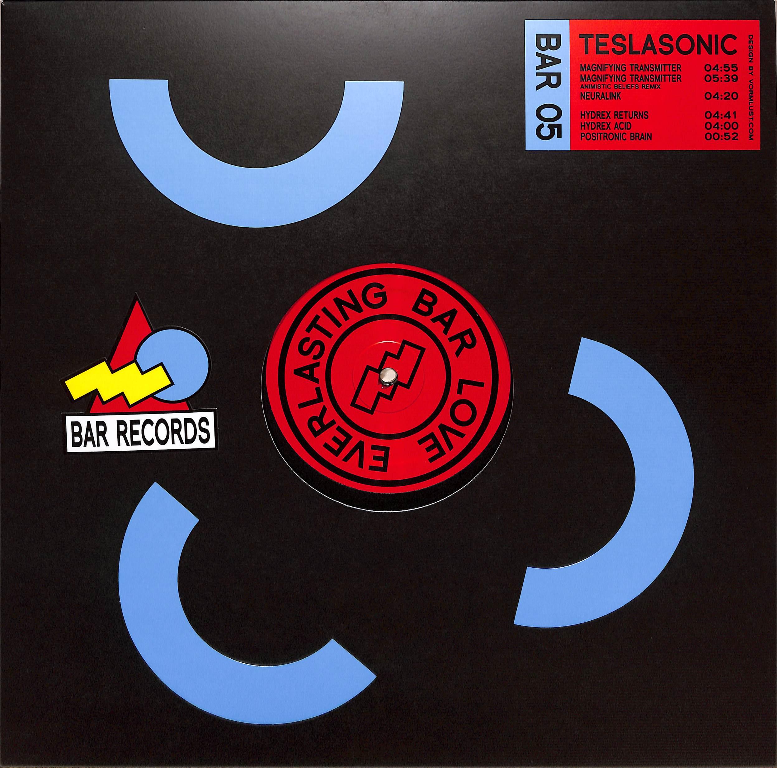 Teslasonic - BAR RECORDS 05