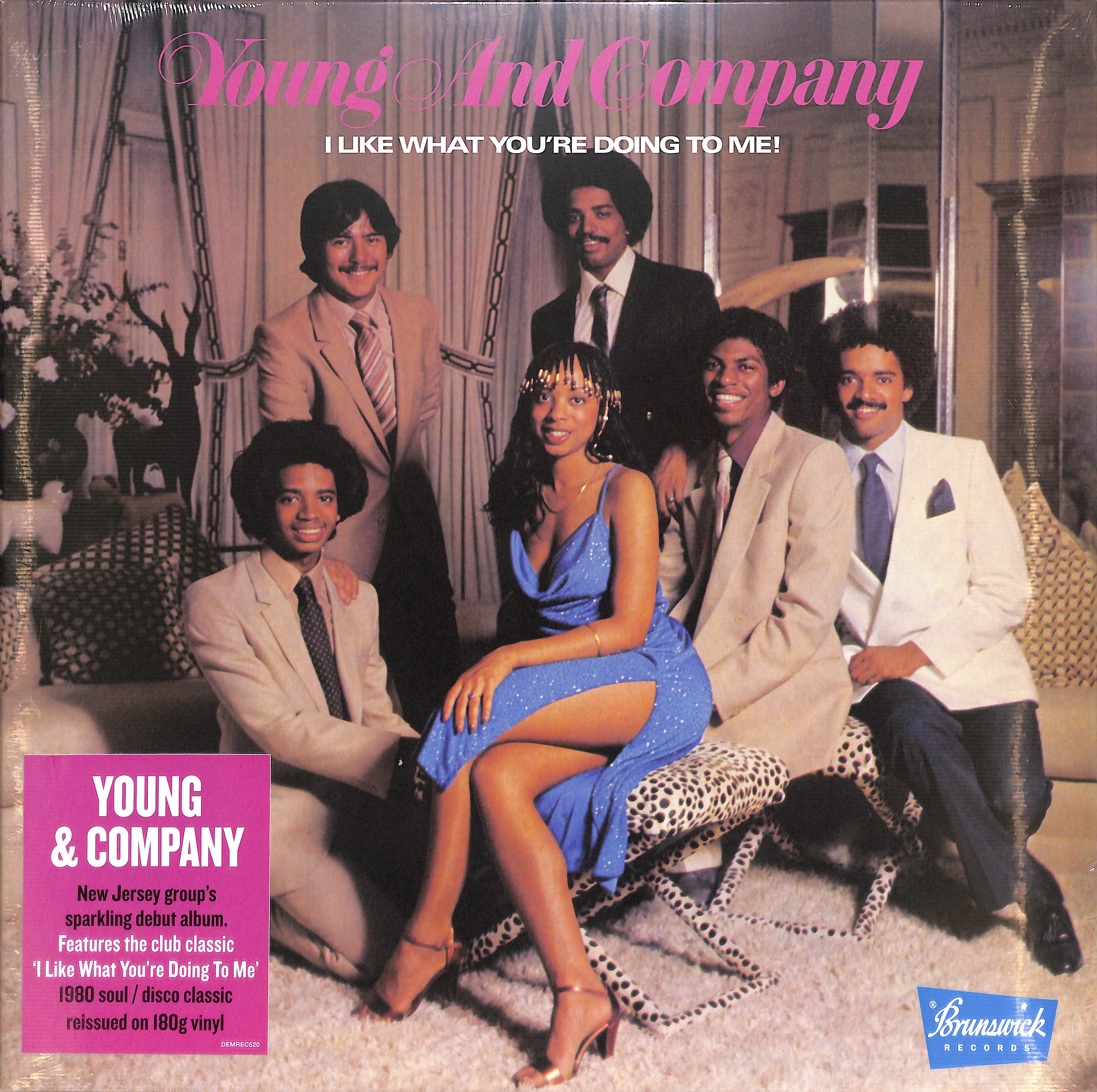 Young & Company - I LIKE WHAT YOU ARE DOING TO ME!