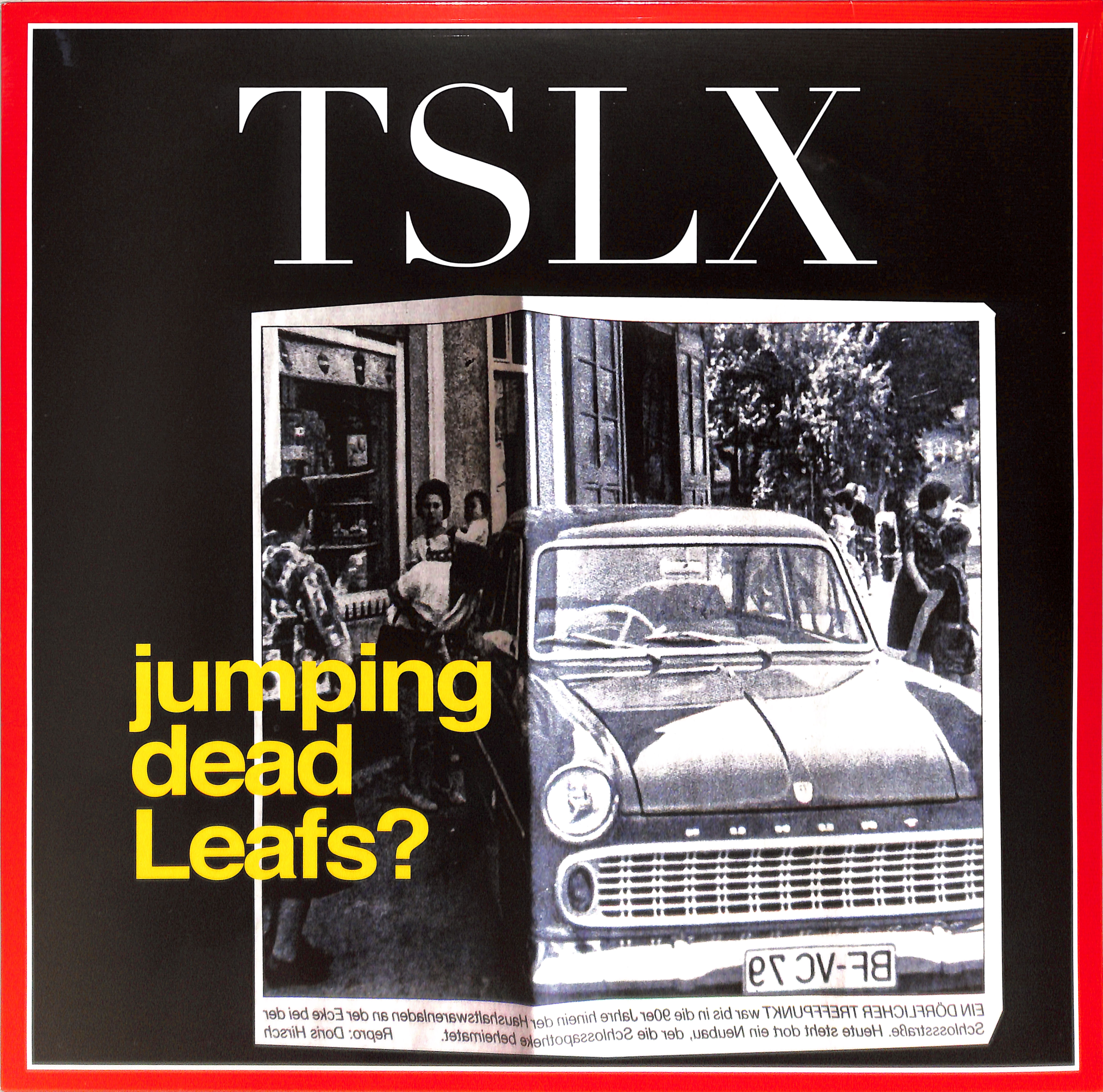 Tolouse Low Trax - JUMPING DEAD LEAVES