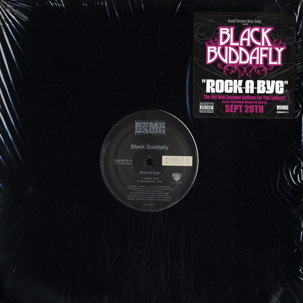 Black Buddafly - ROCK A BYE
