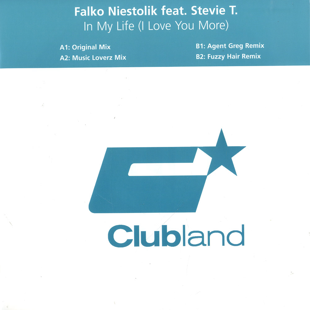 Falko Nistolik - IN MY LIFE