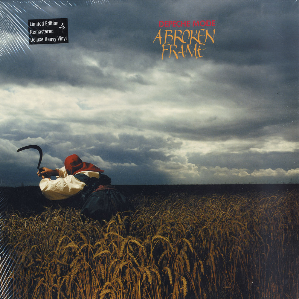 Depeche Mode - A BROKEN FRAME LP - LIMITED REMASTERED EDITION