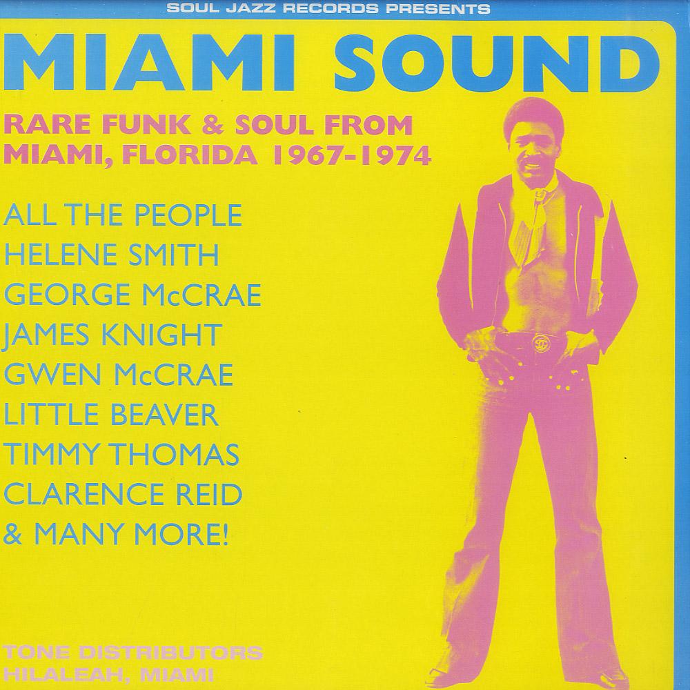 Various Artists - MIAMI SOUND
