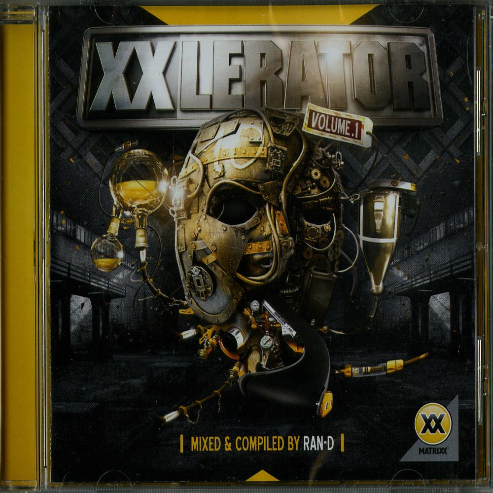 Xxlerator - THE ALBUM