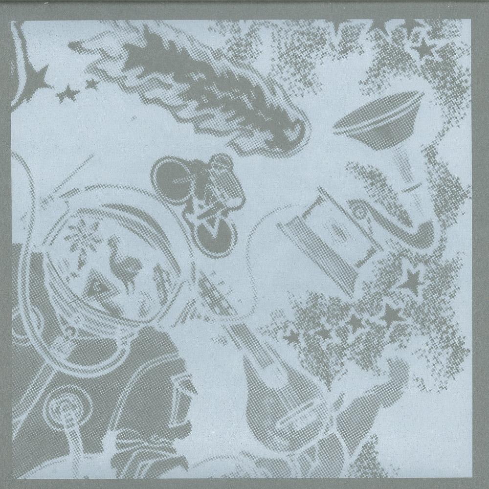 Rocket Juice & The Moon - LEAVE-TAKING / 1-2-3-4-5-6 / FORWARD SWEEP