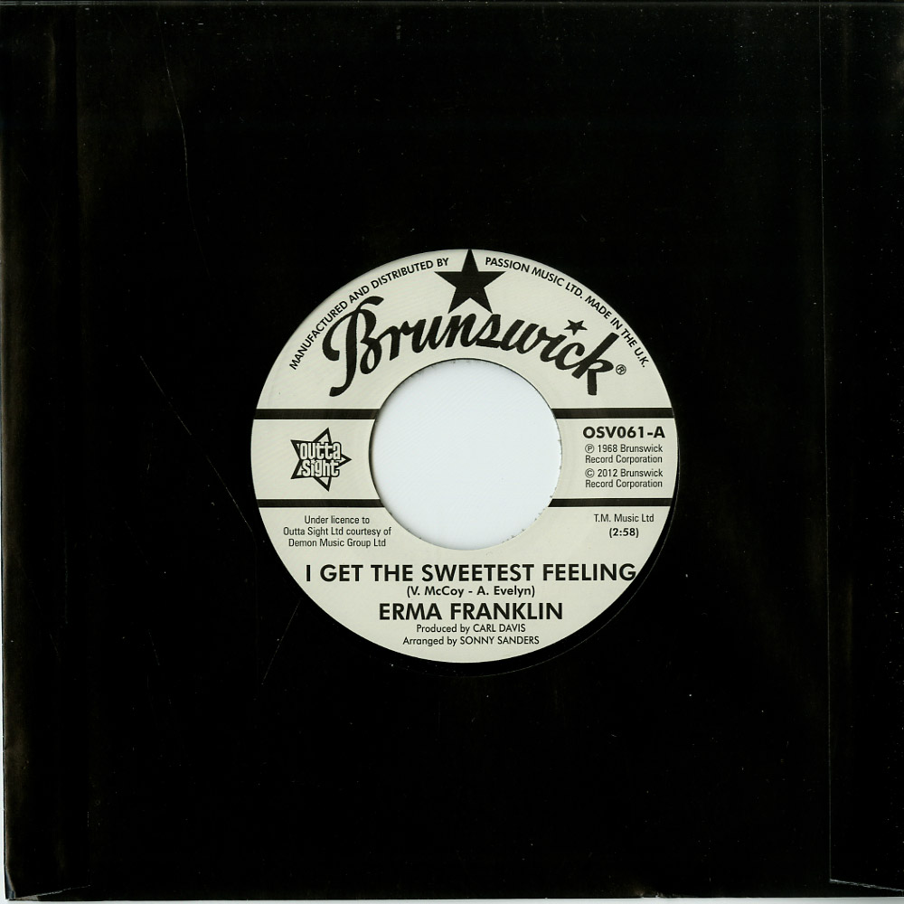 Erma Franklin / Laverne Baker - I GET THE SWEETEST FEELING / I M THE ONE TO DO IT