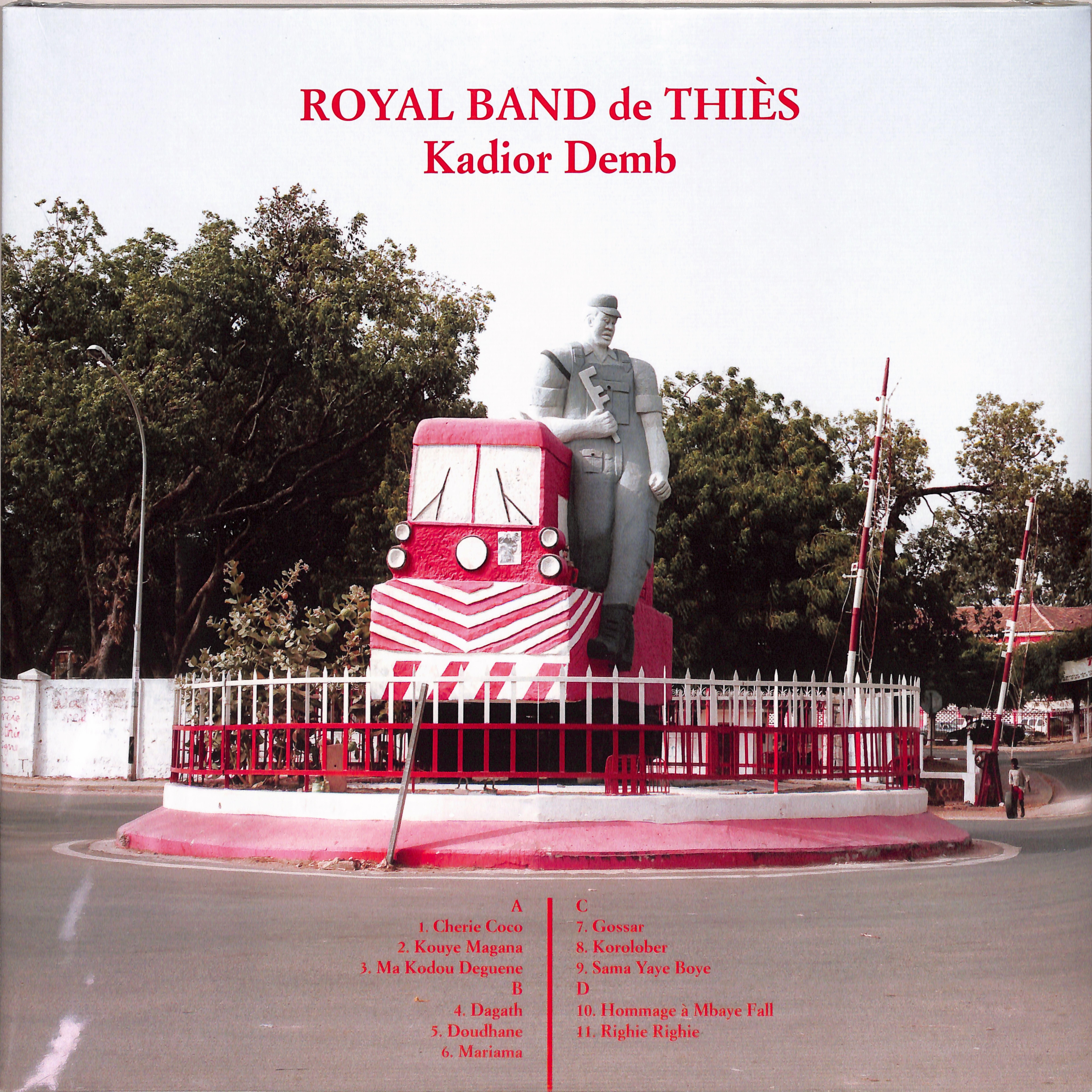 Royal Band De Thies - KADIOR DEMB