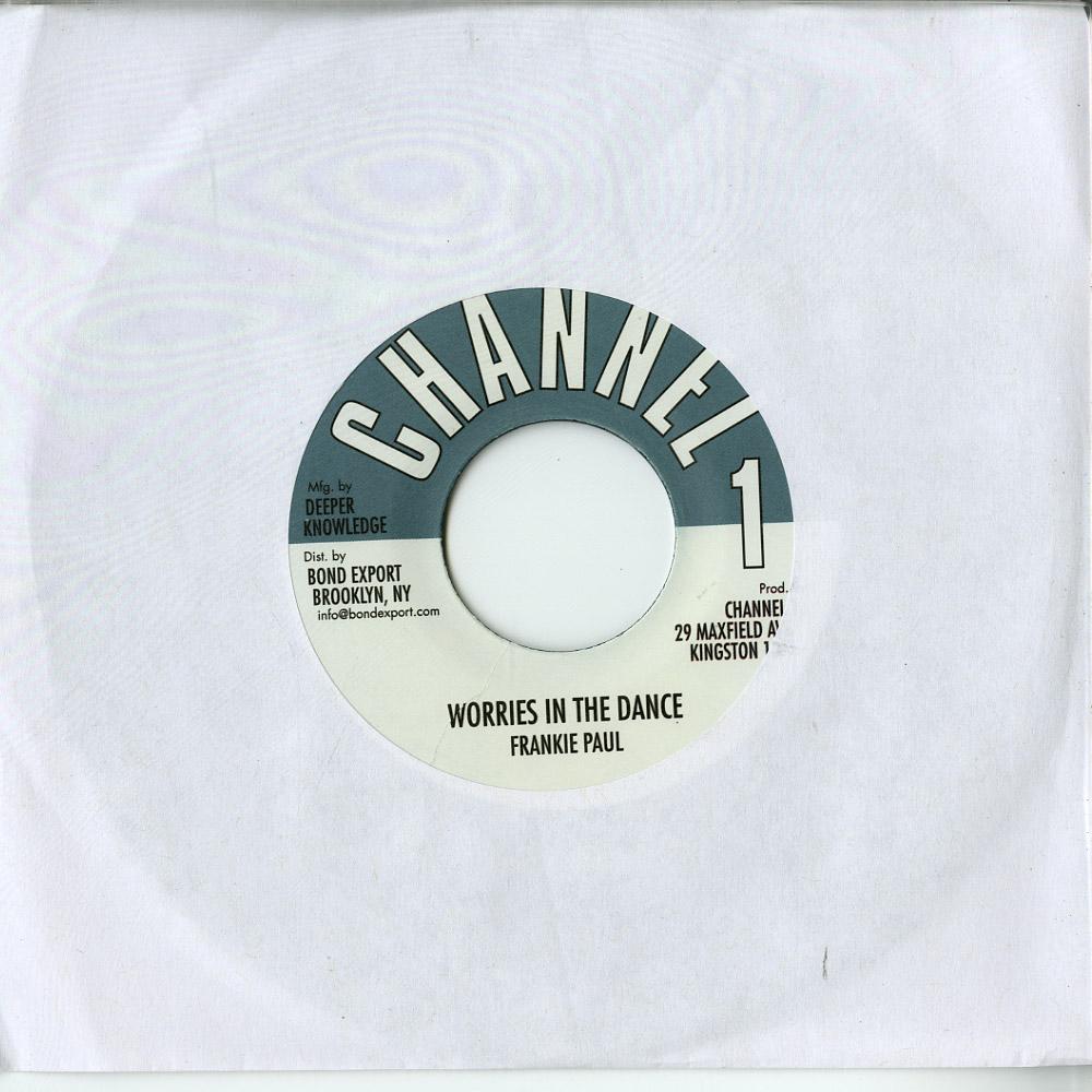 Frankie Paul - WORRIES IN THE DANCE