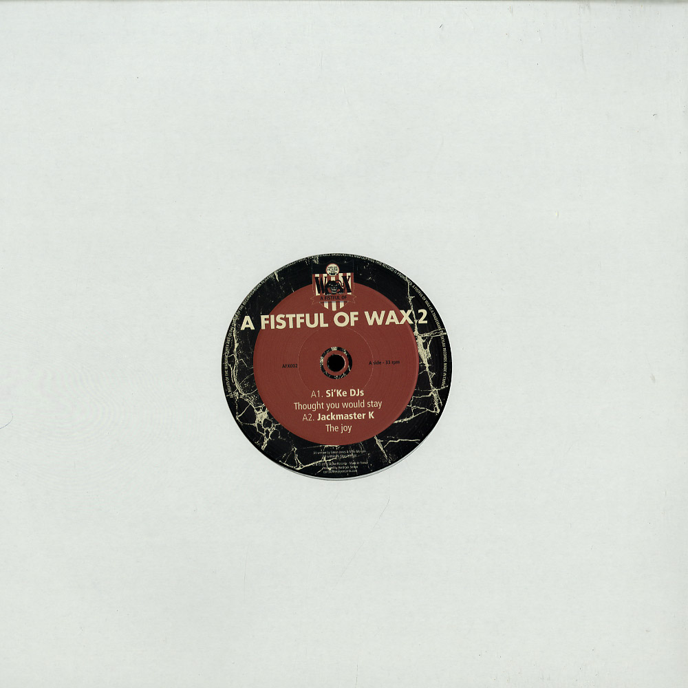 Various Artists - A FISTFUL OF WAX 2