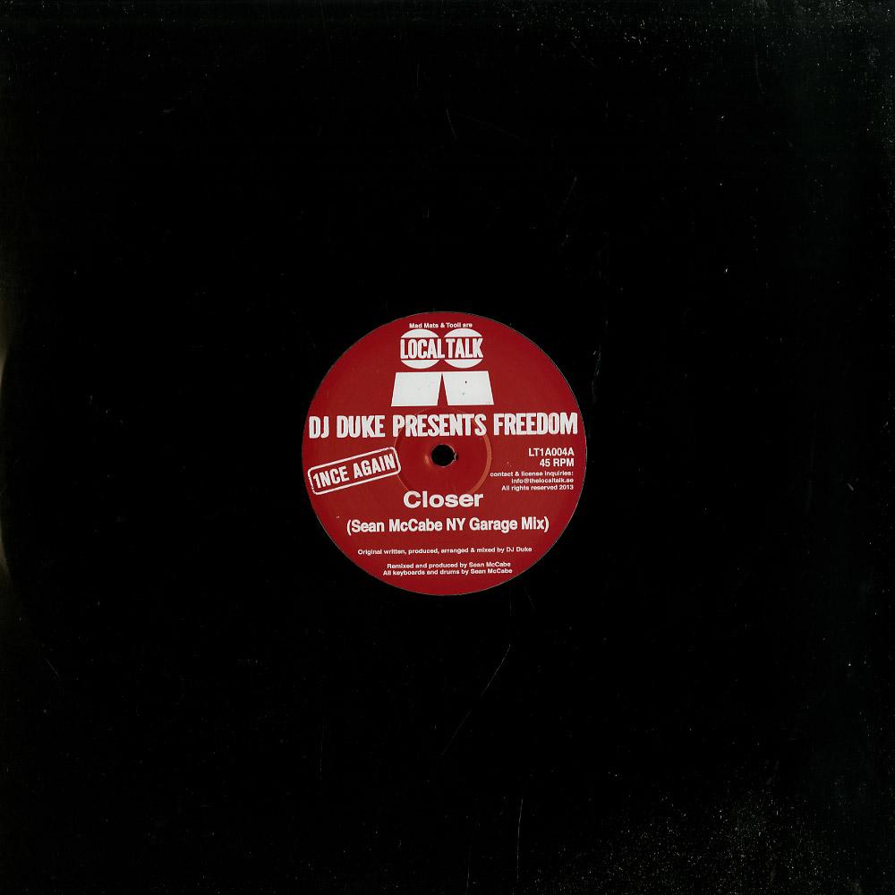 DJ Duke Pres Freedom - CLOSER