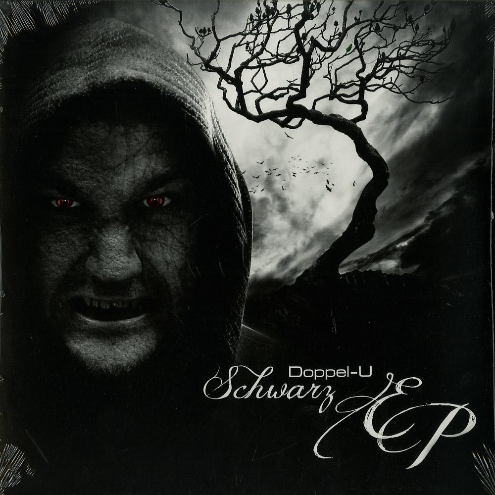 Doppel-U - SCHWARZ EP