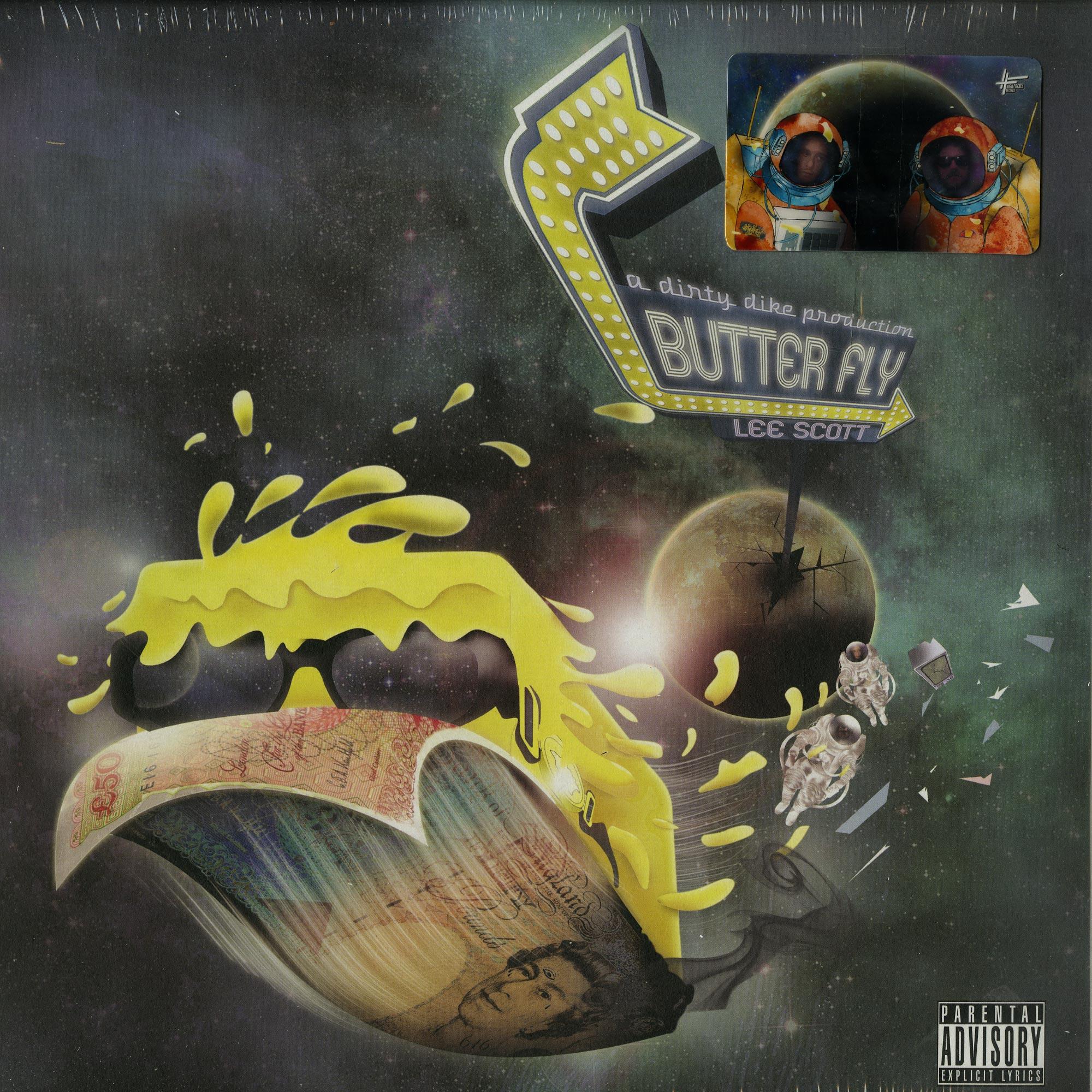 Lee Scott - BUTTER FLY