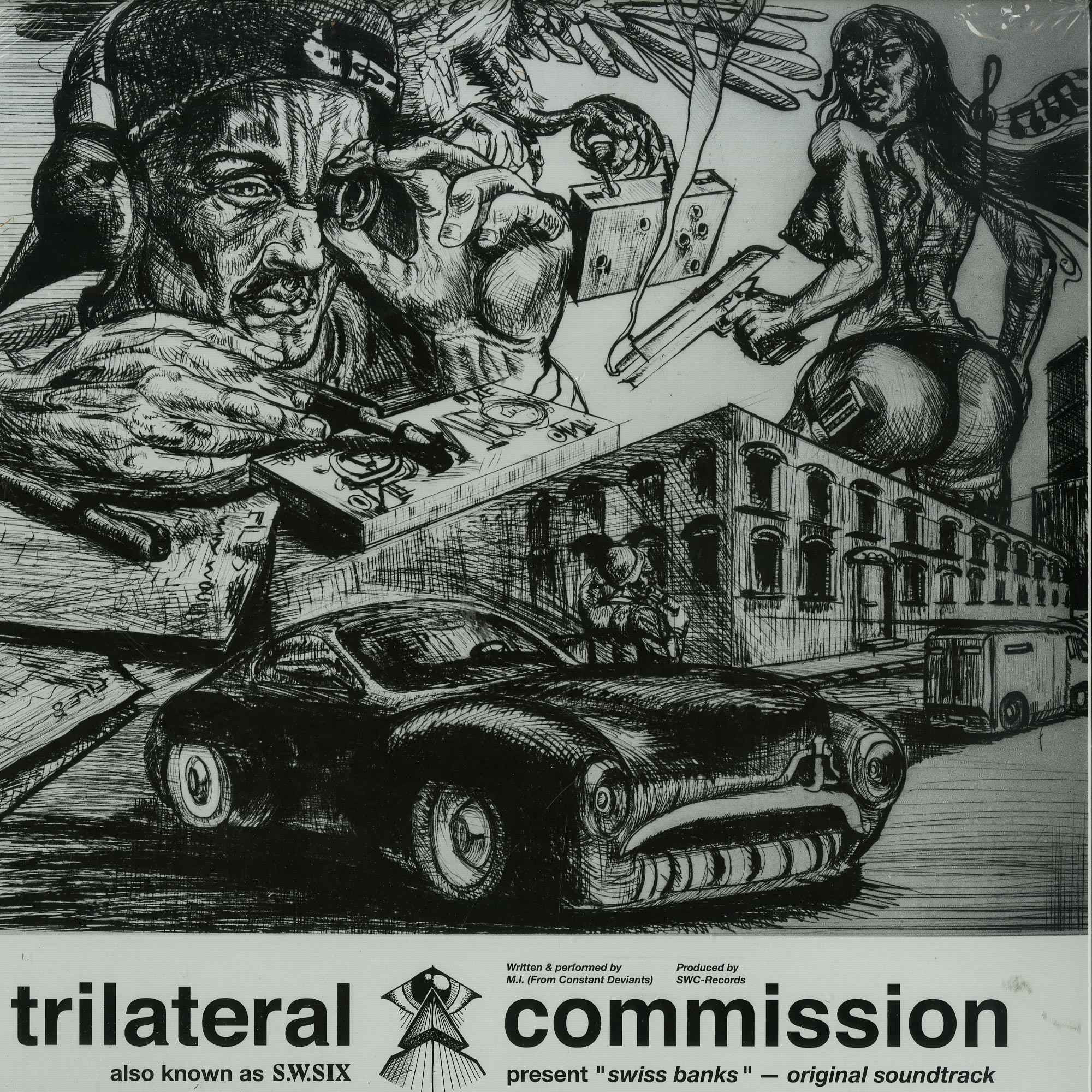 Trilateral Commission - SWISS BANKS