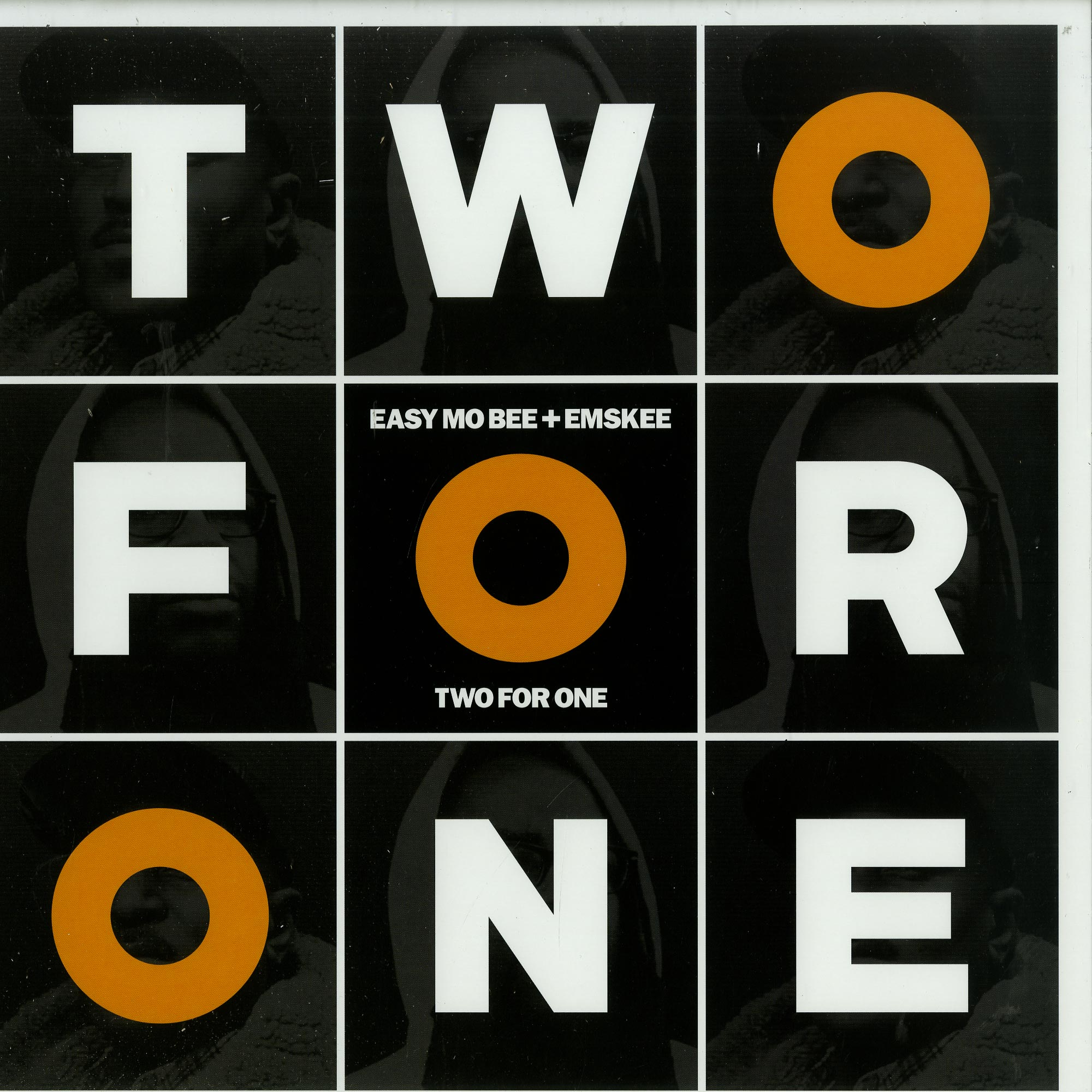 Easy Mo Bee & Emskee - TWO FOR ONE