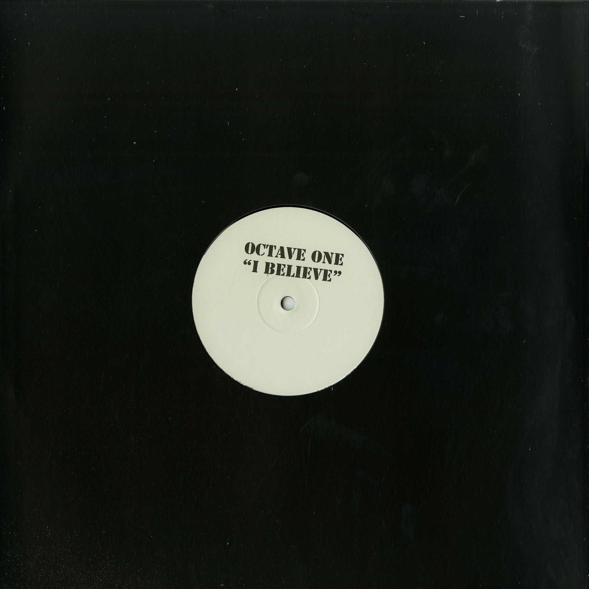 Octave One feat. Lisa Newberry - I BELIEVE
