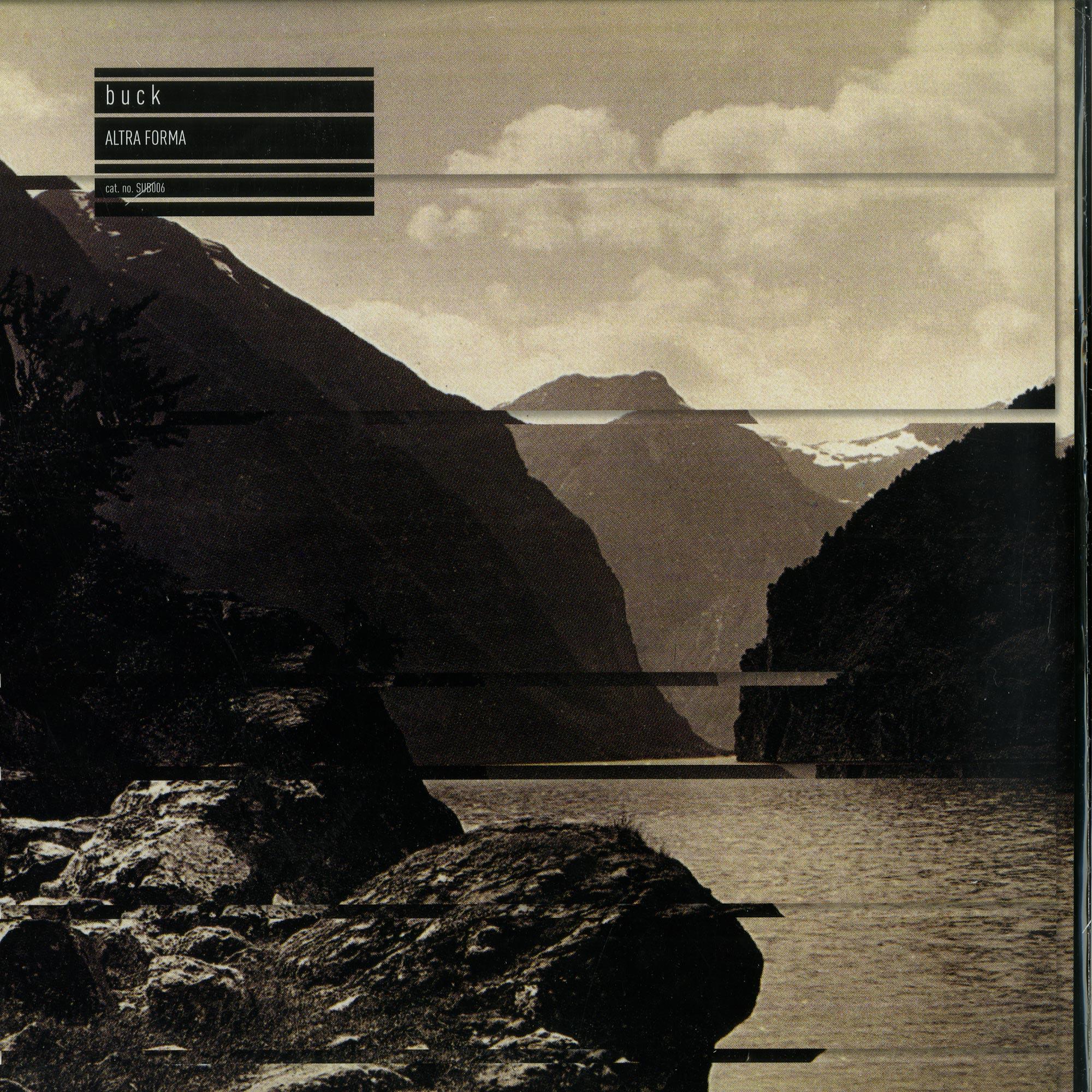 Buck - ALTRA FORMA EP