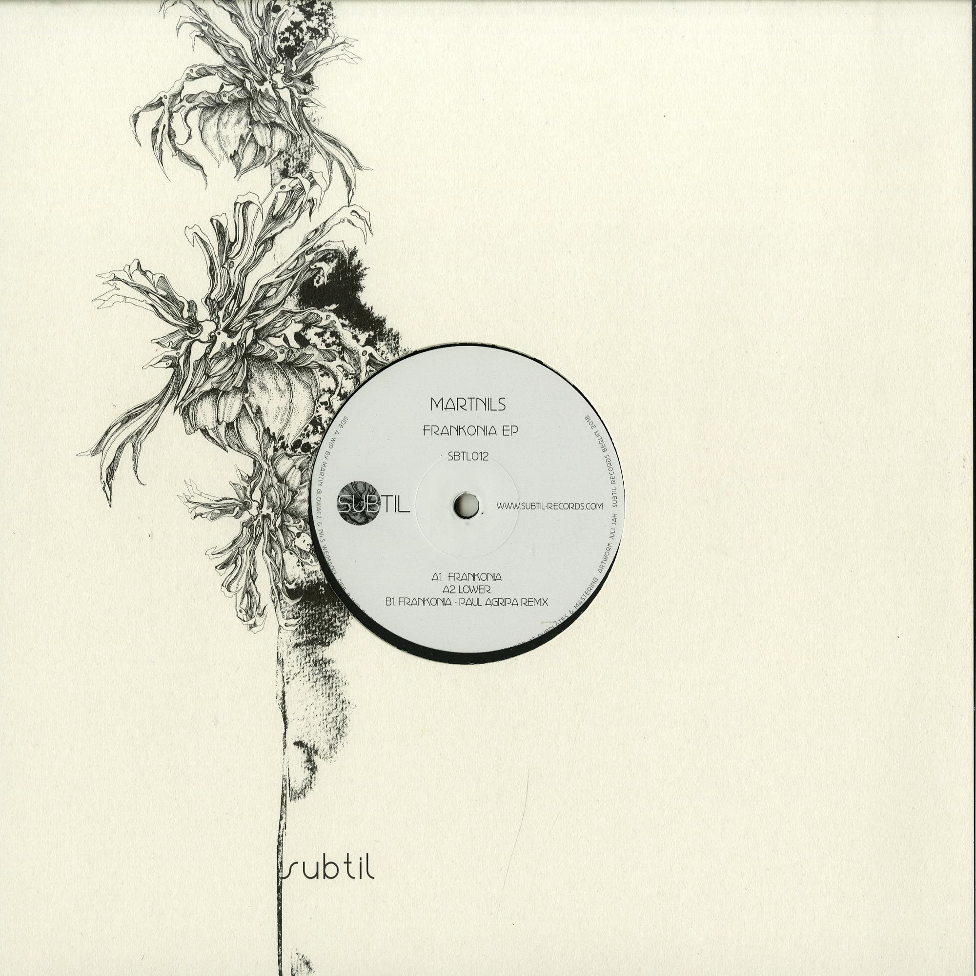 MartiNils - FRANKONIA EP