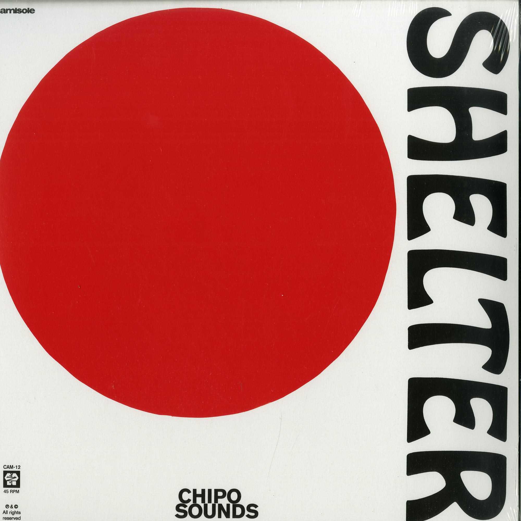 Shelter - CHIPO SOUNDS EP