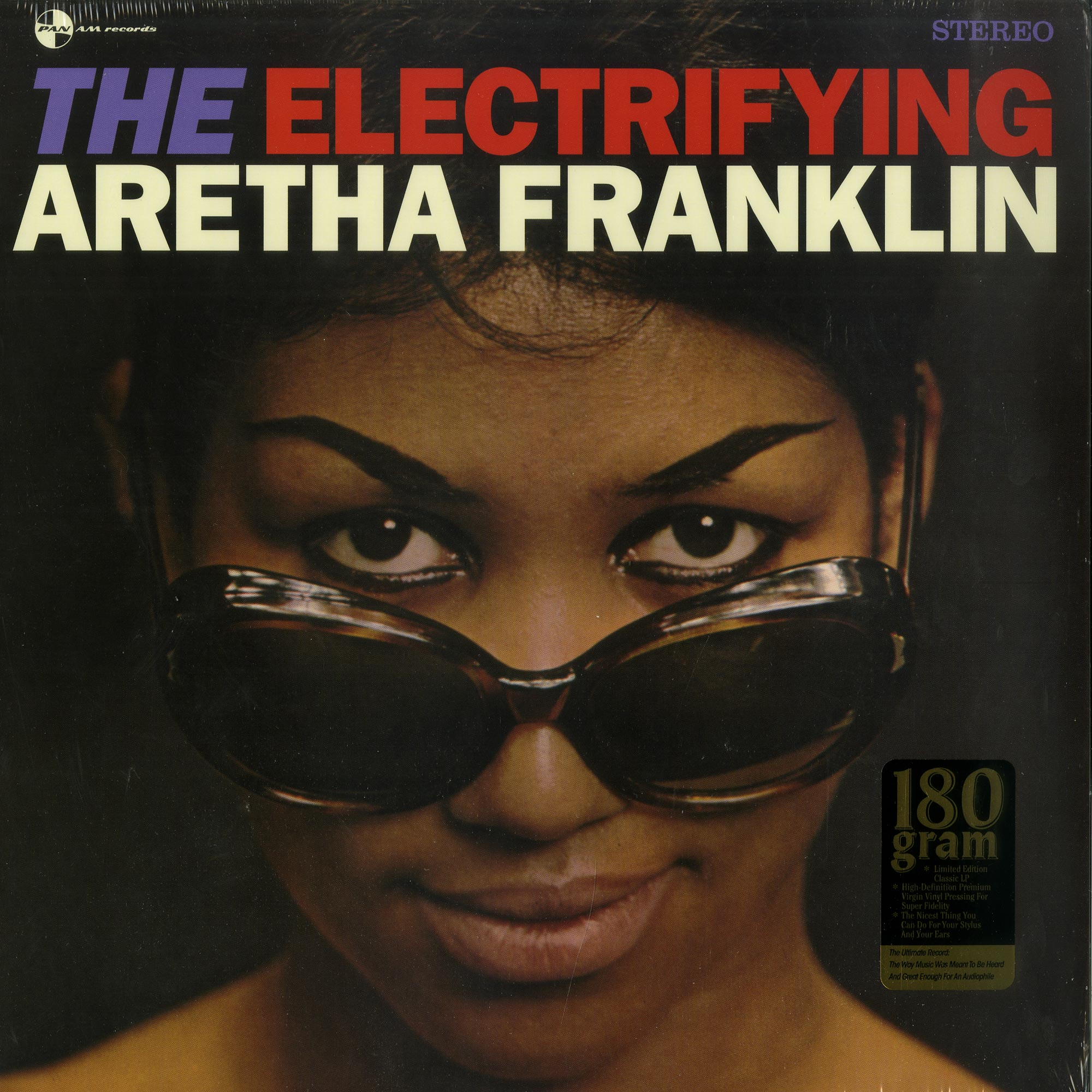 Aretha Franklin - THE ELECTRIFYING ARETHA FRANKLIN