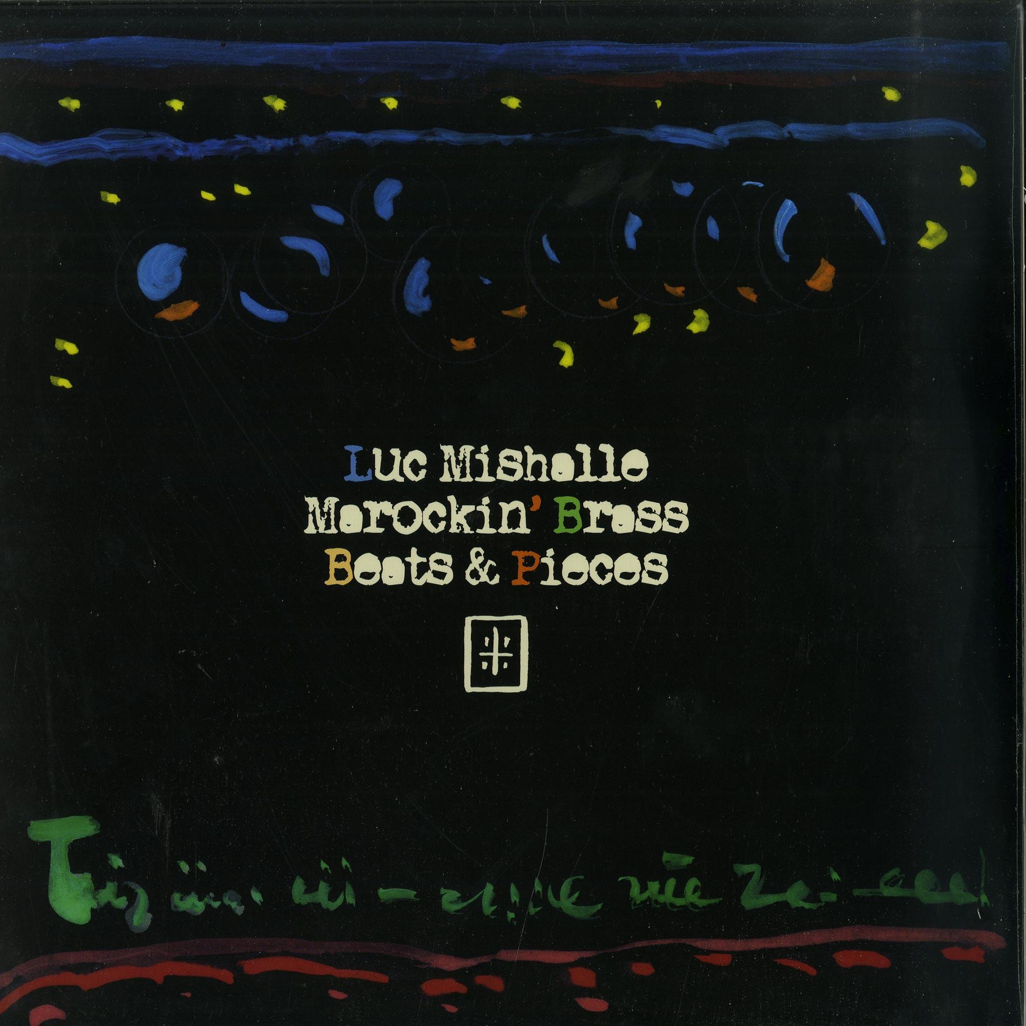 Luc Mishalle & Marockin Brass - BEATS & PIECES
