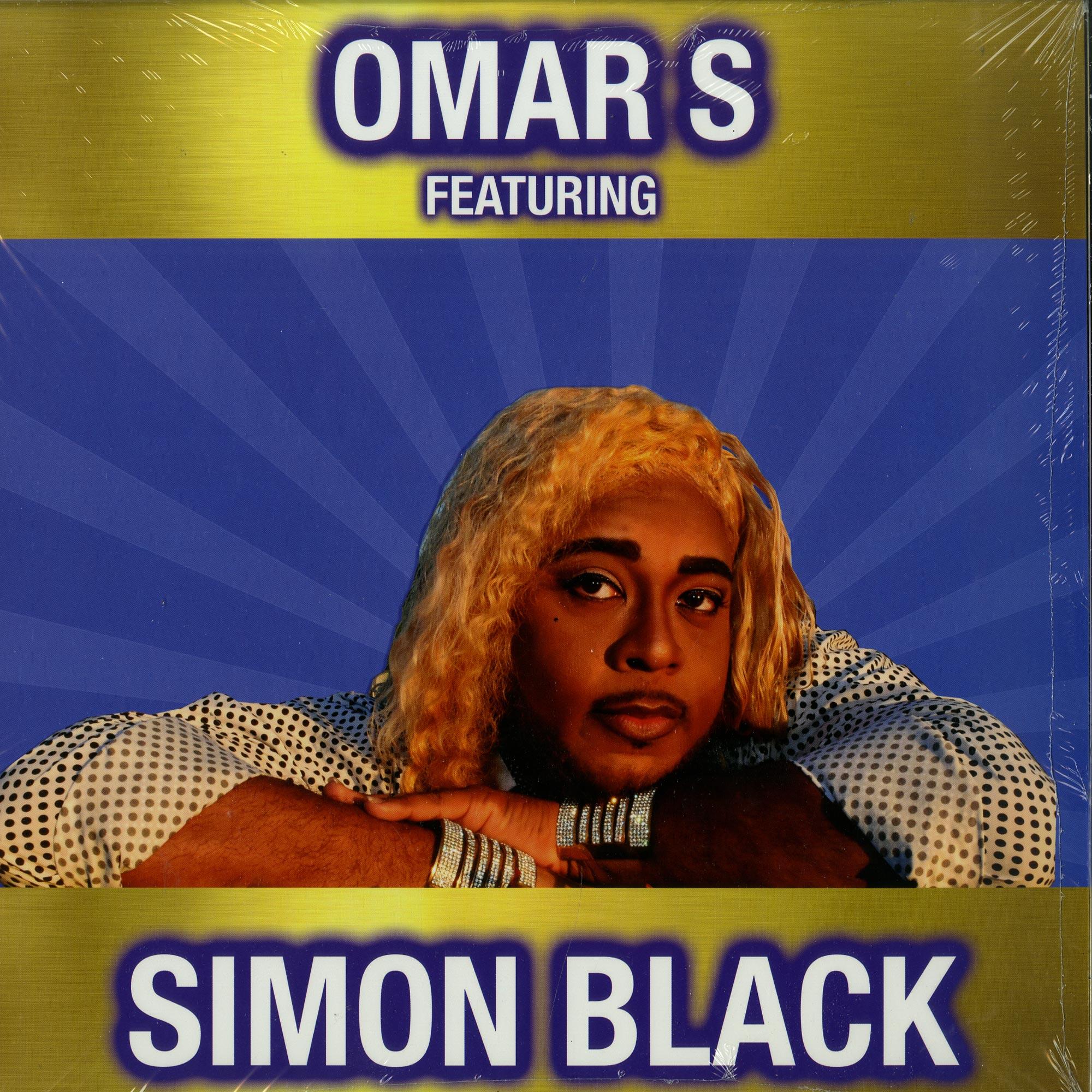 Omar-S feat. Simon Black - ILL DO IT AGAIN