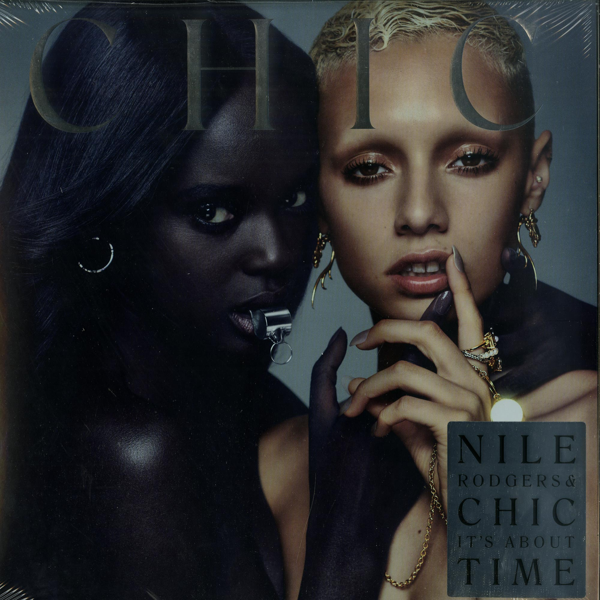 Nile Rodgers & Chic - ITS ABOUT TIME