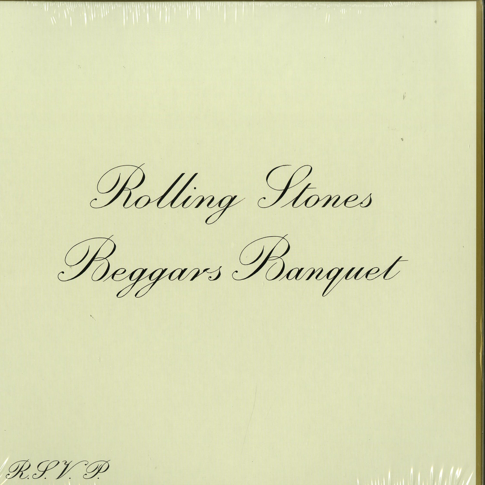 The Rolling Stones - THE BEGGARS BANQUET