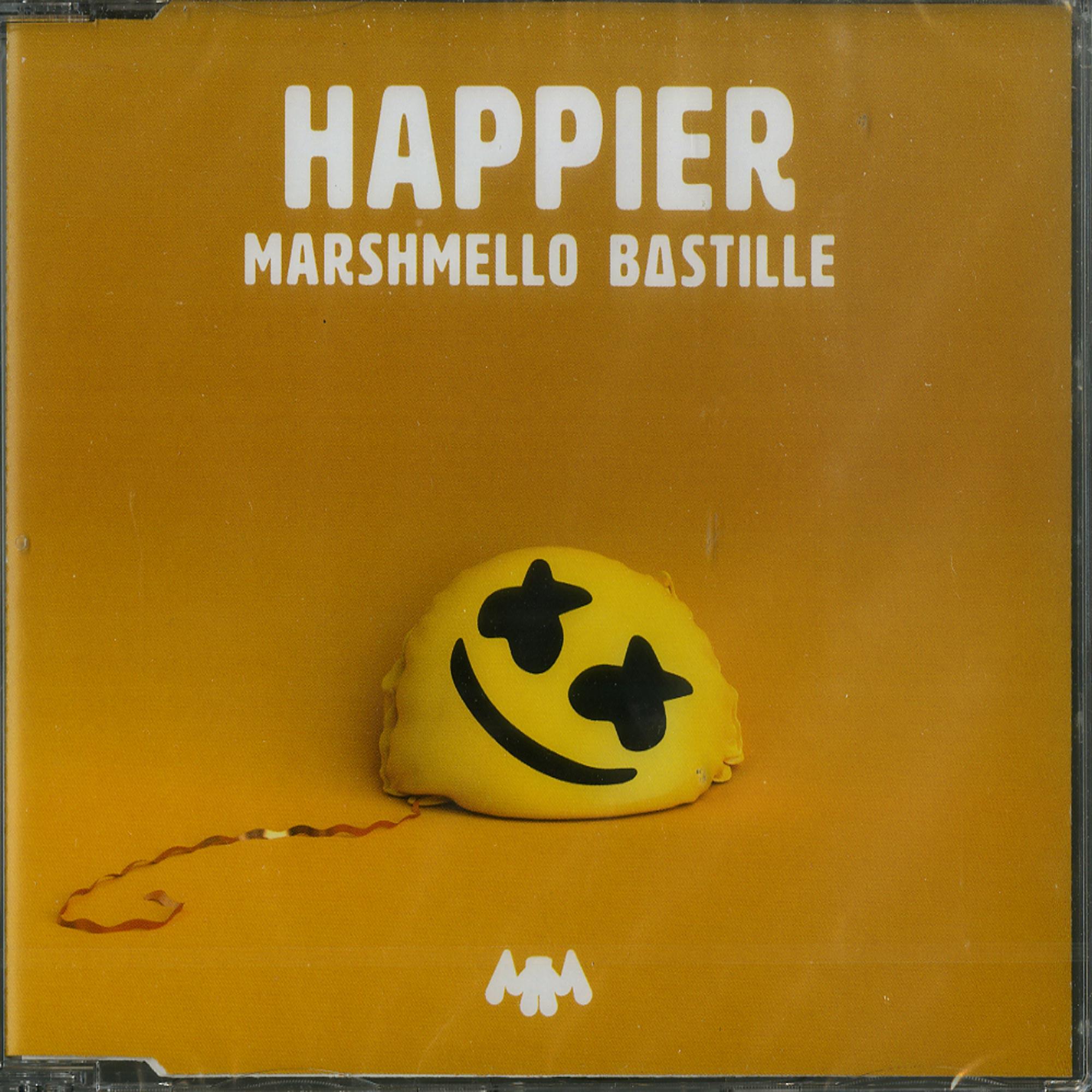 Bastille Marshmello - HAPPIER