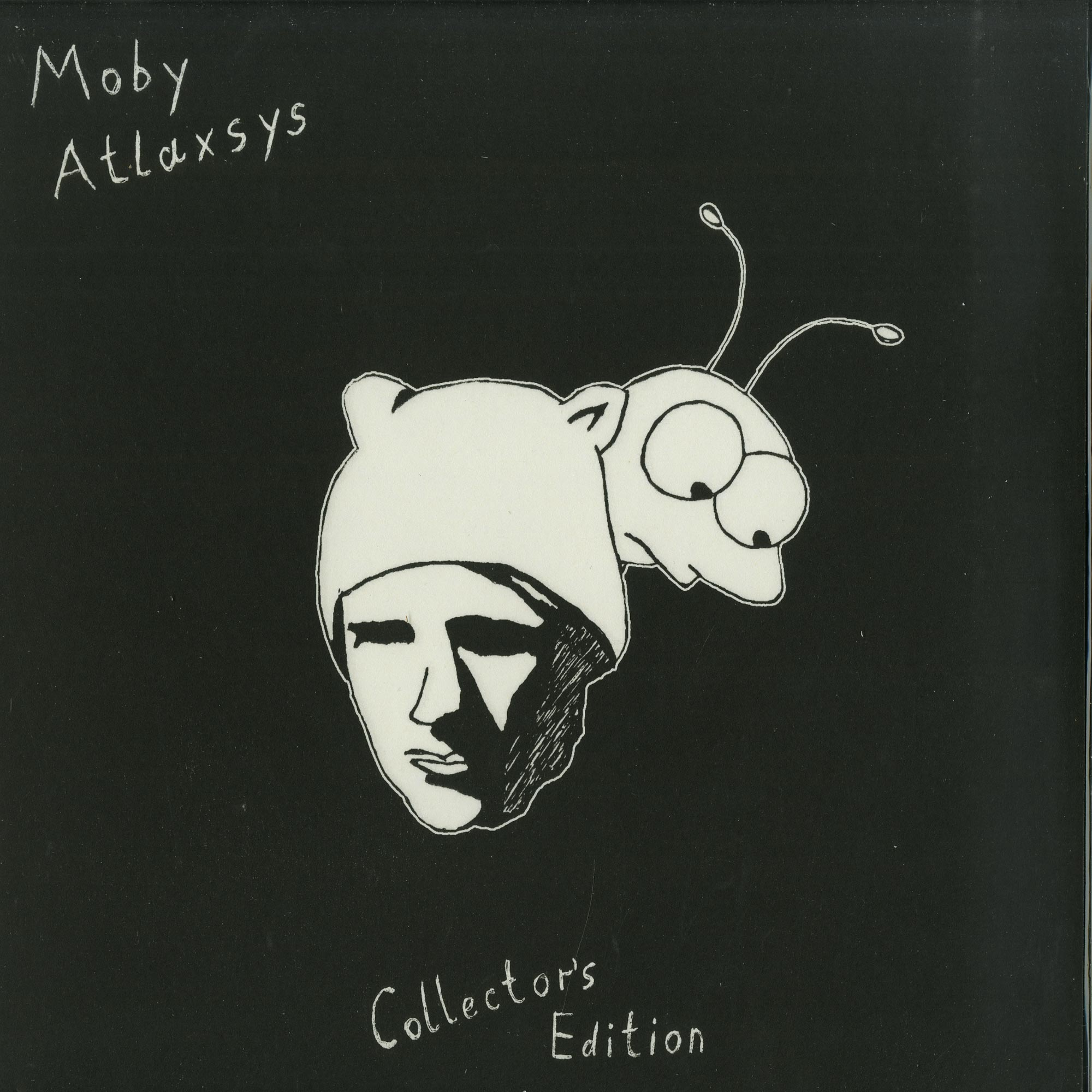 Moby - MOBY X ATLAXSYS COLLECTORS EDITION