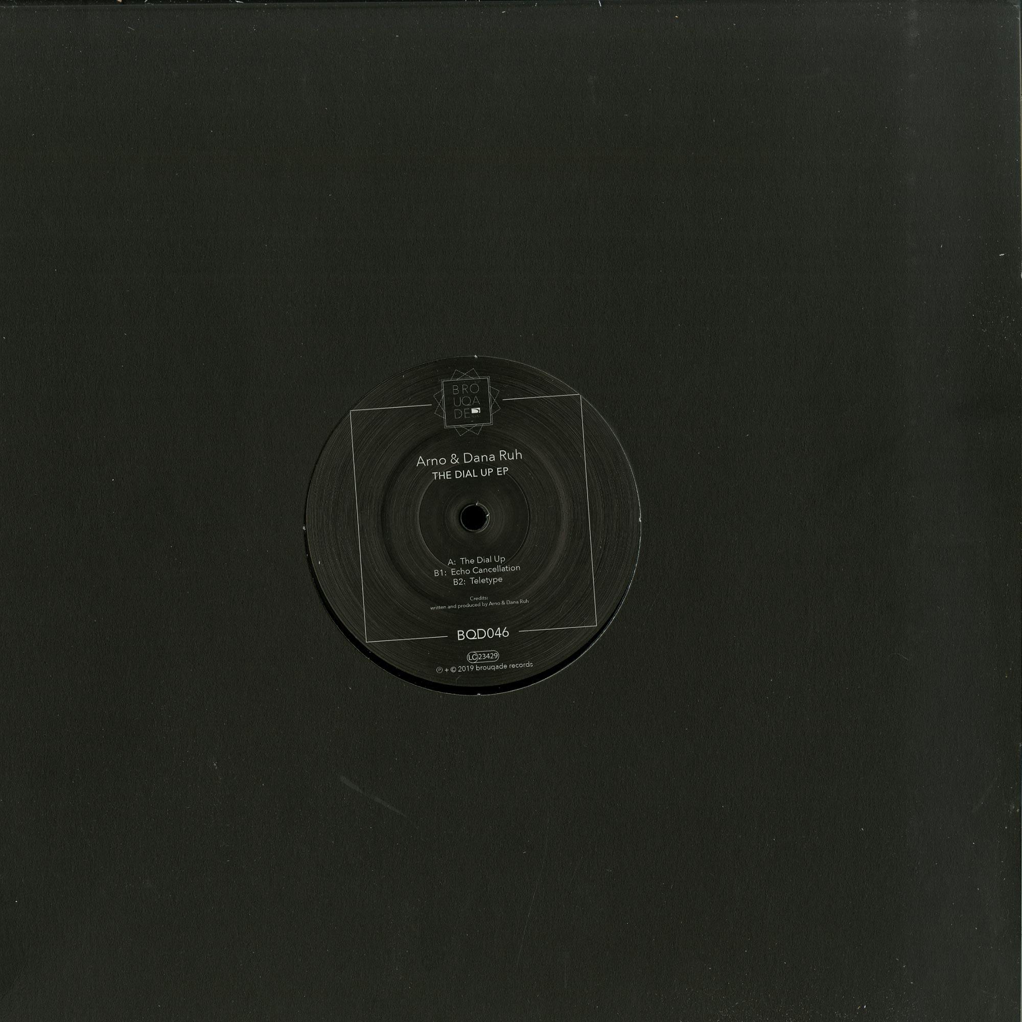 Arno & Dana Ruh - THE DAIL UP EP