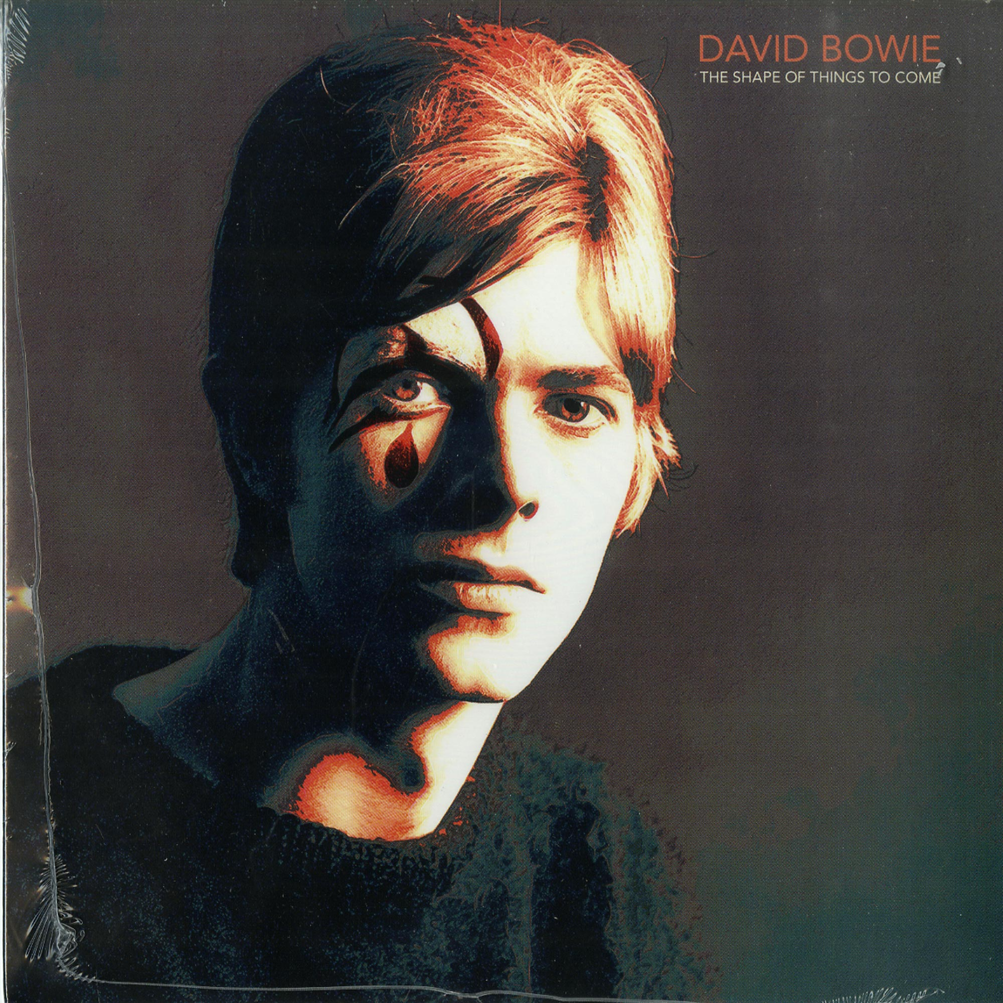 David Bowie - SHAPE OF THINGS TO COME