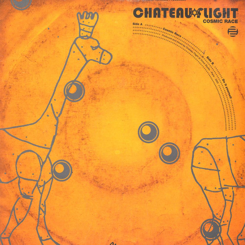 Chateau Flight - COSMIC RACE
