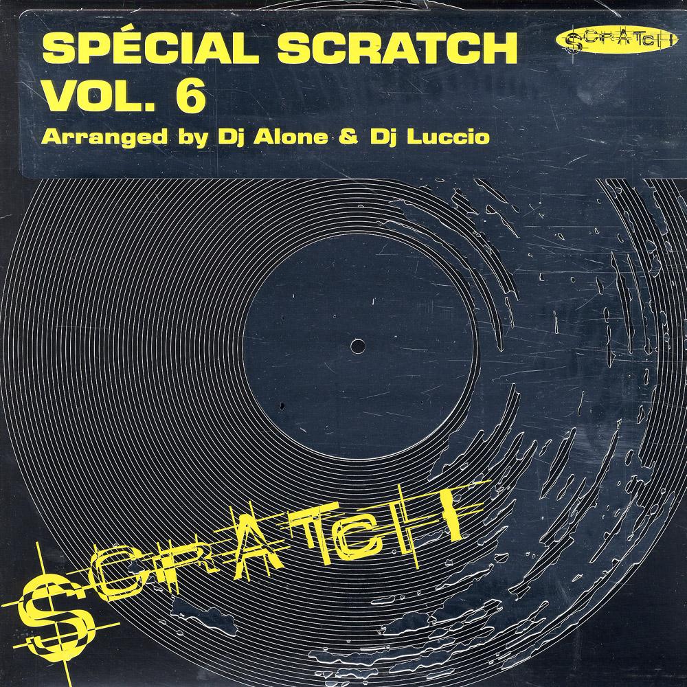 DJ Alone & DJ Luccio - SPECIAL SCRATCH Vol 6