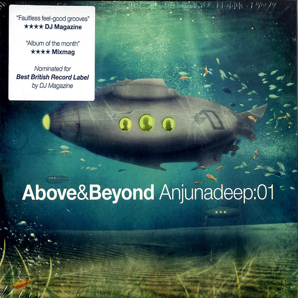 Above & Beyond - ANJUNADEEP:01