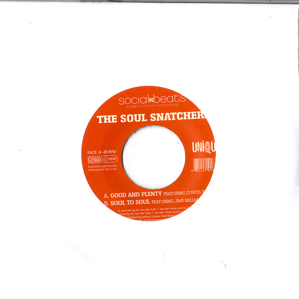 The Soul Snatchers - GOOD & PLENTY