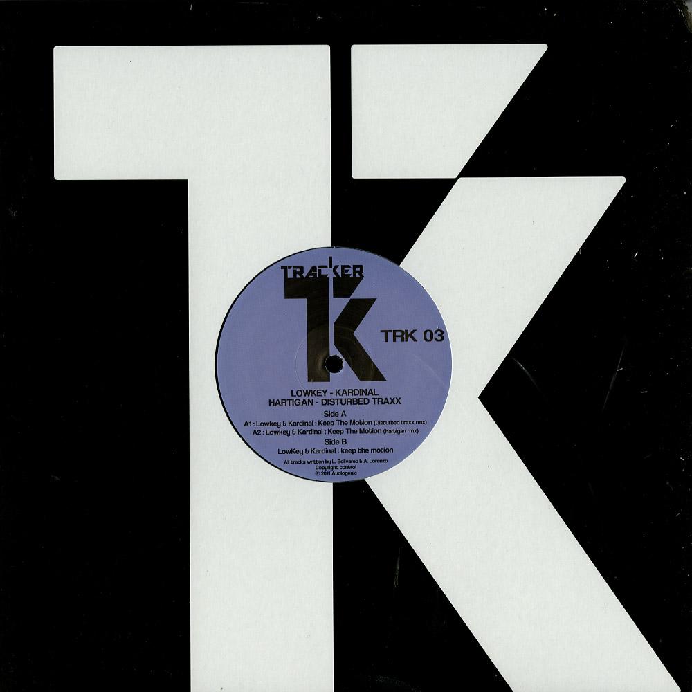 Lowkey & Kardinal - KEEP THE MOTION