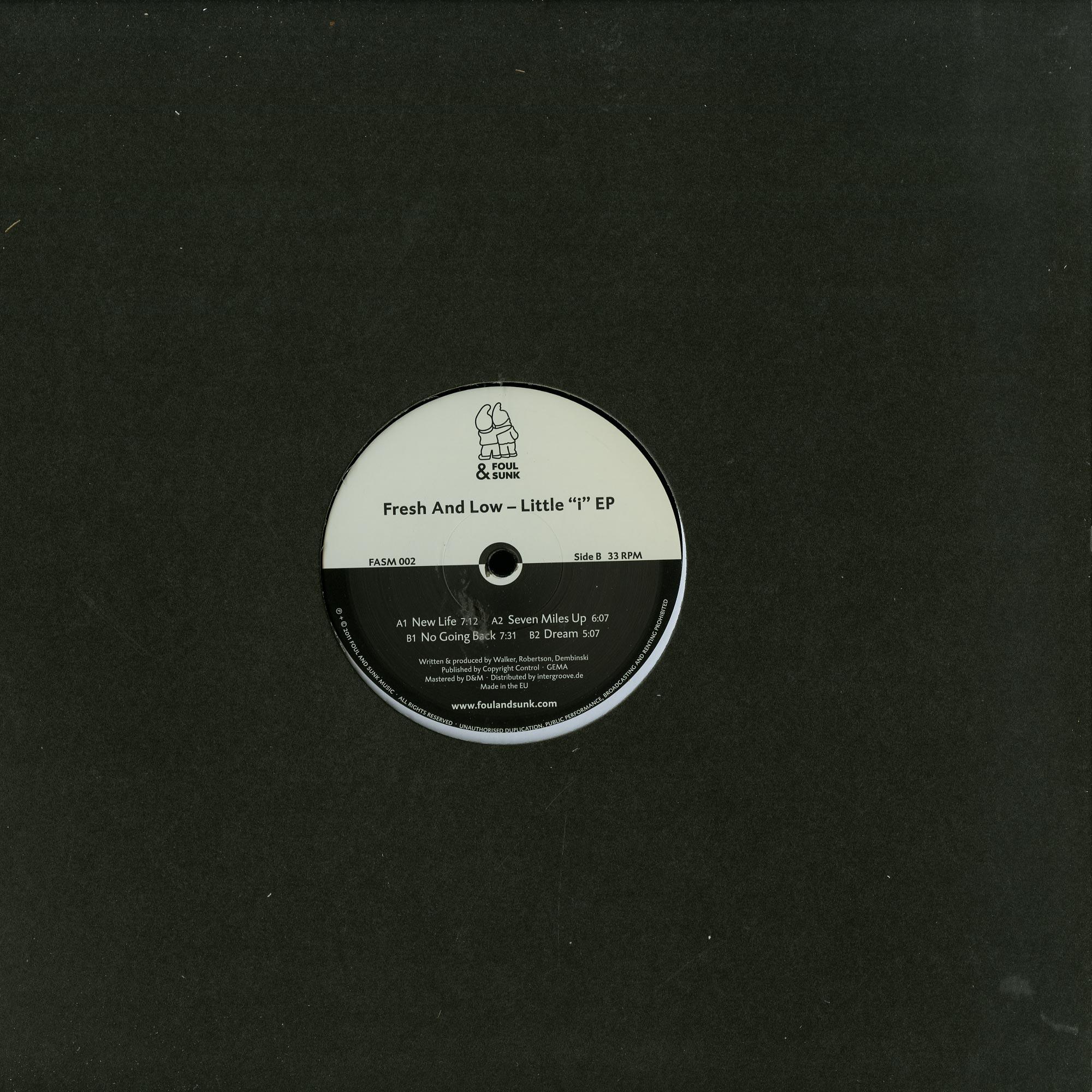 Fresh & Low - LITTLE I EP
