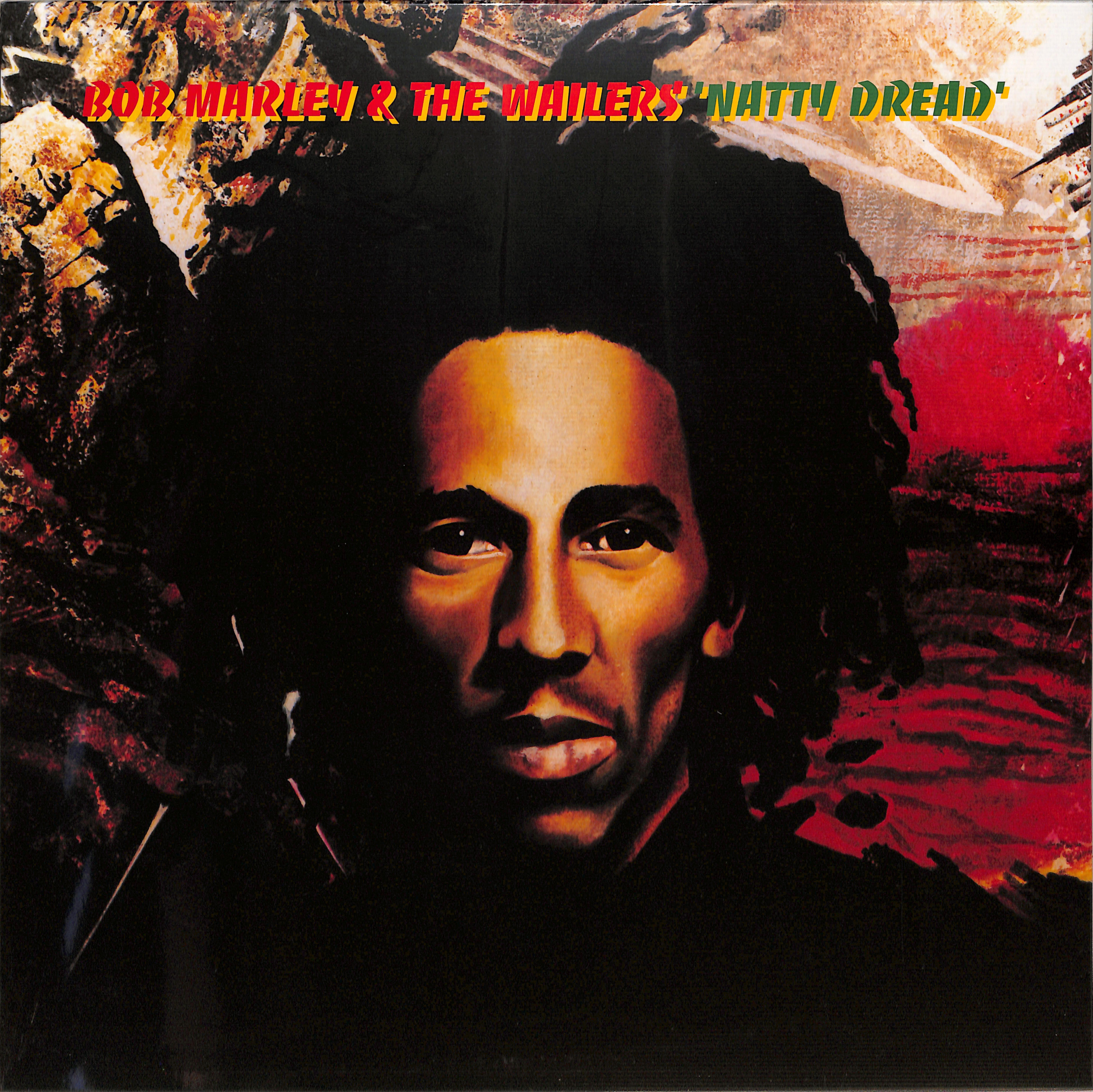 Bob Marley & Wailers - NATTY DREAD