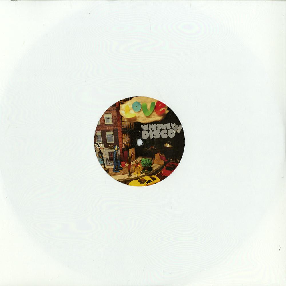 Saint Petersburg Disco Spin Club - LOVE SPIN EP