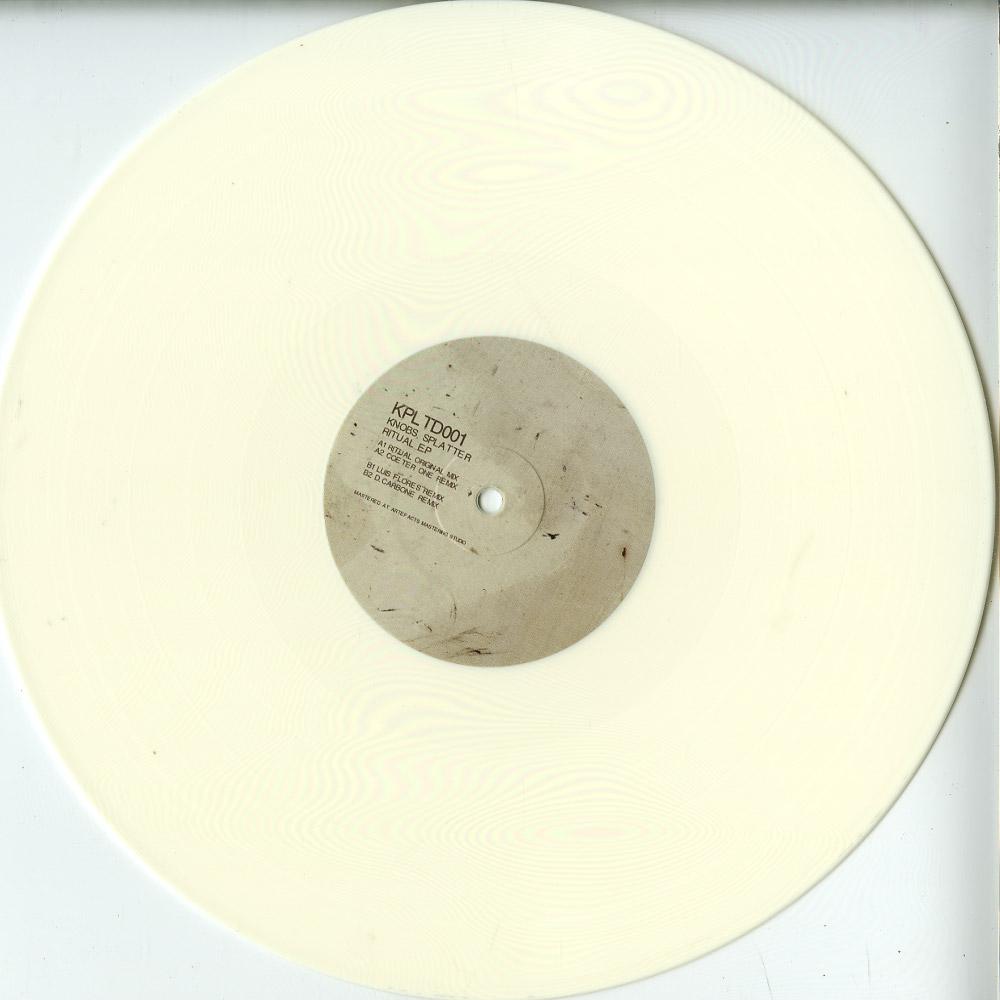 Knobs / Splatter - RITUAL EP