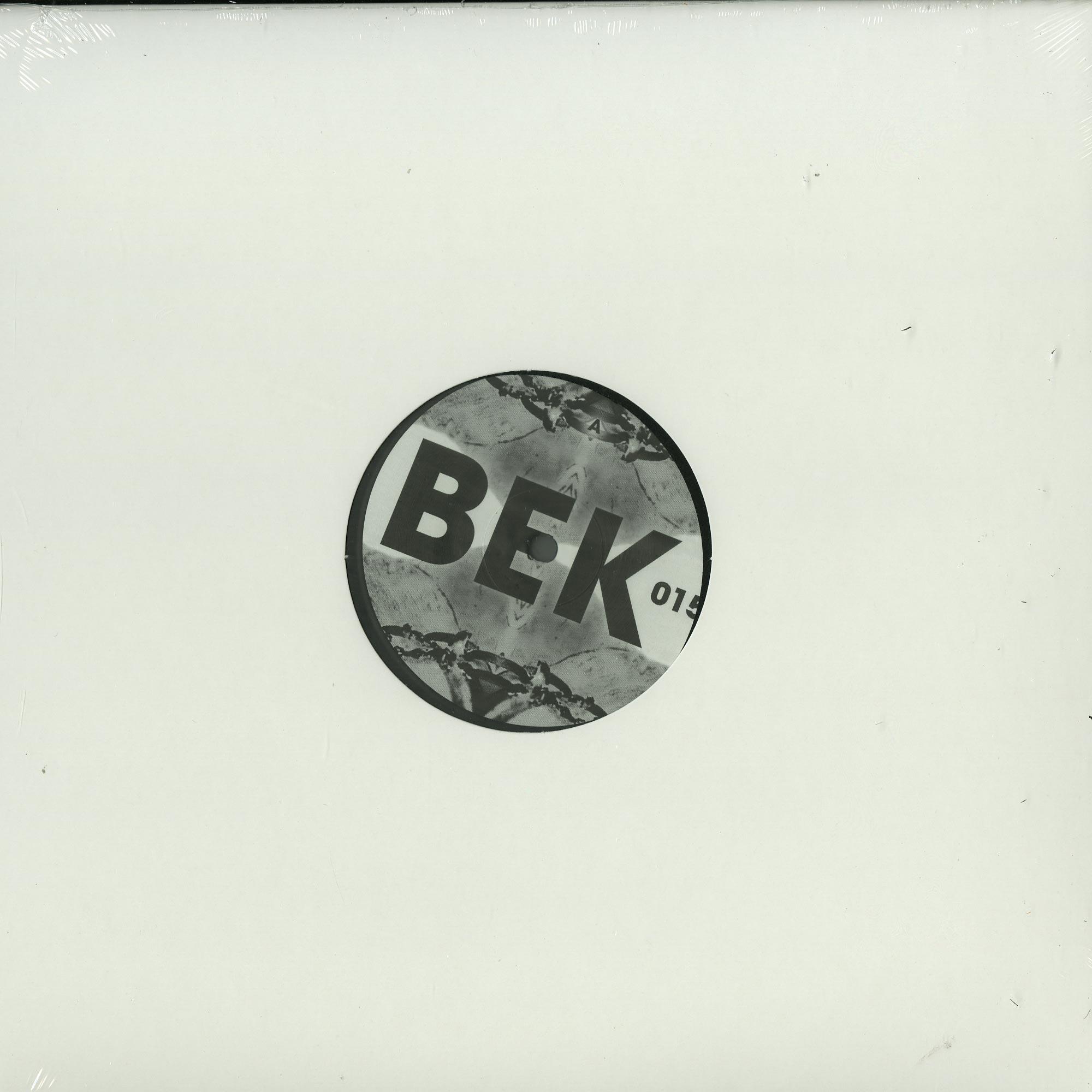 Gary Beck - RASCAL EP