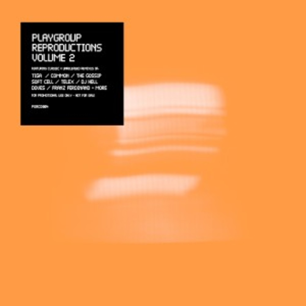 Various Artists - PLAYGROUP