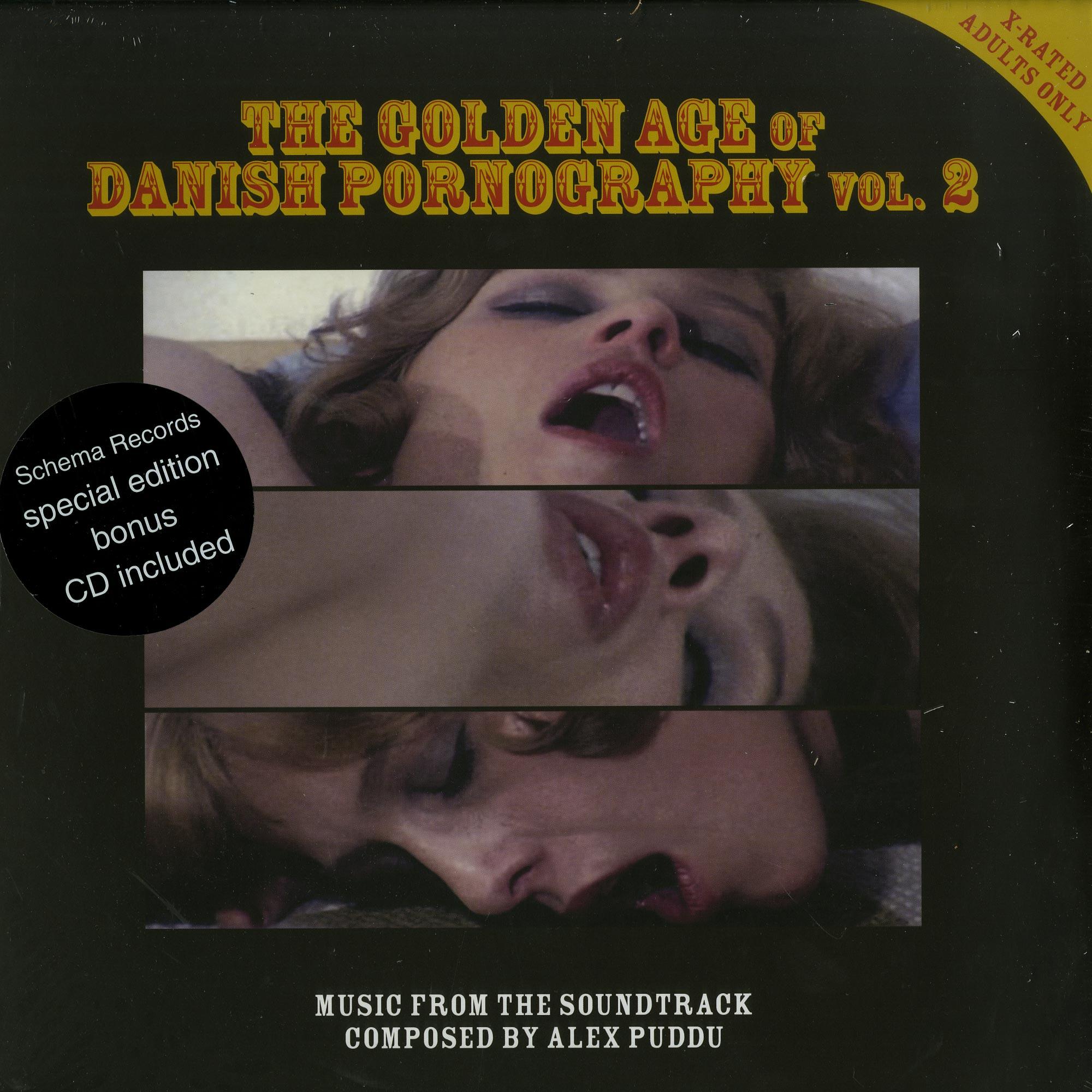 Alex Puddu - THE GOLDEN AGE OF DANISH PORNOGRAPHY VOL 2