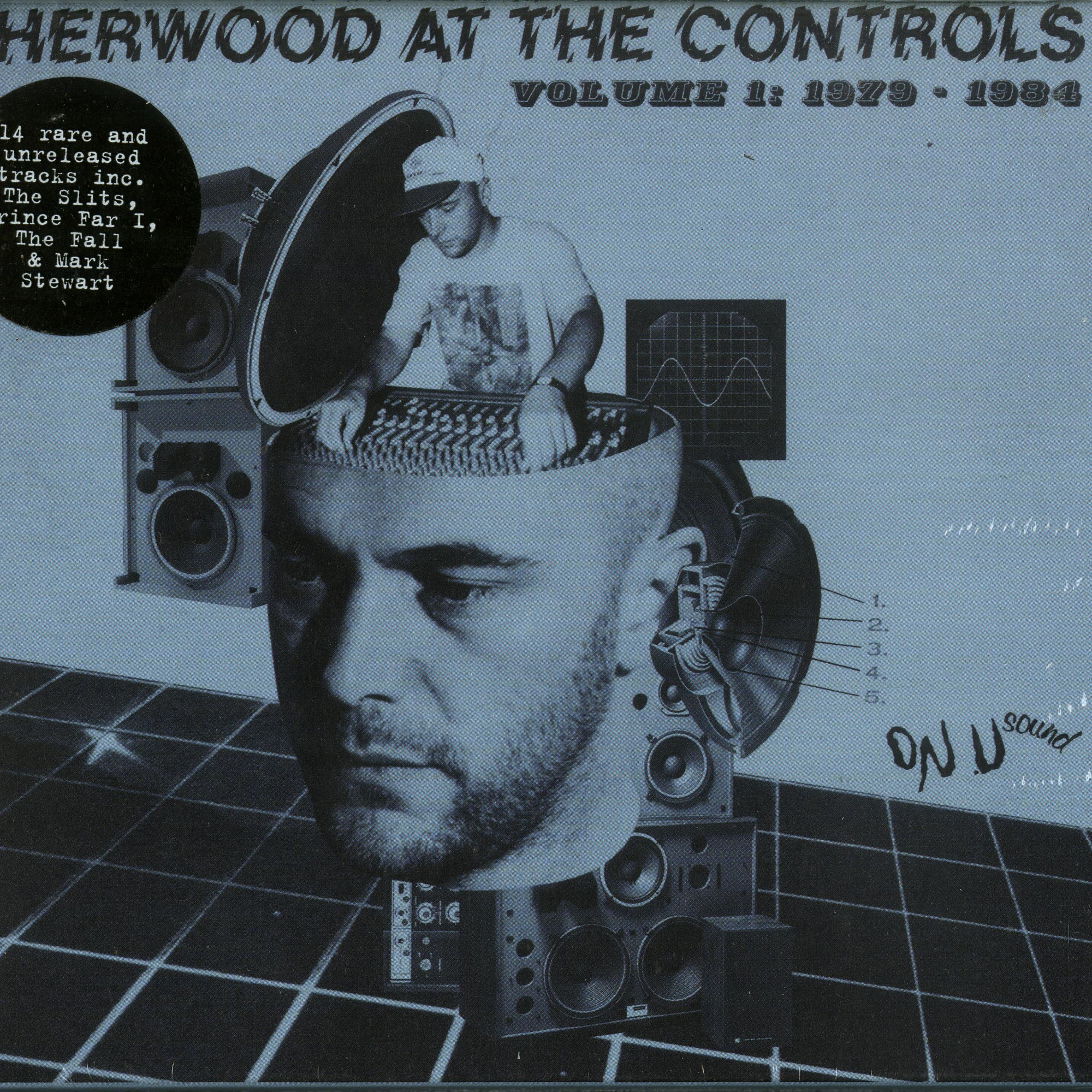 Adrian Sherwood - SHERWOOD AT THE CONTROLS VOL.1: 1979-1984
