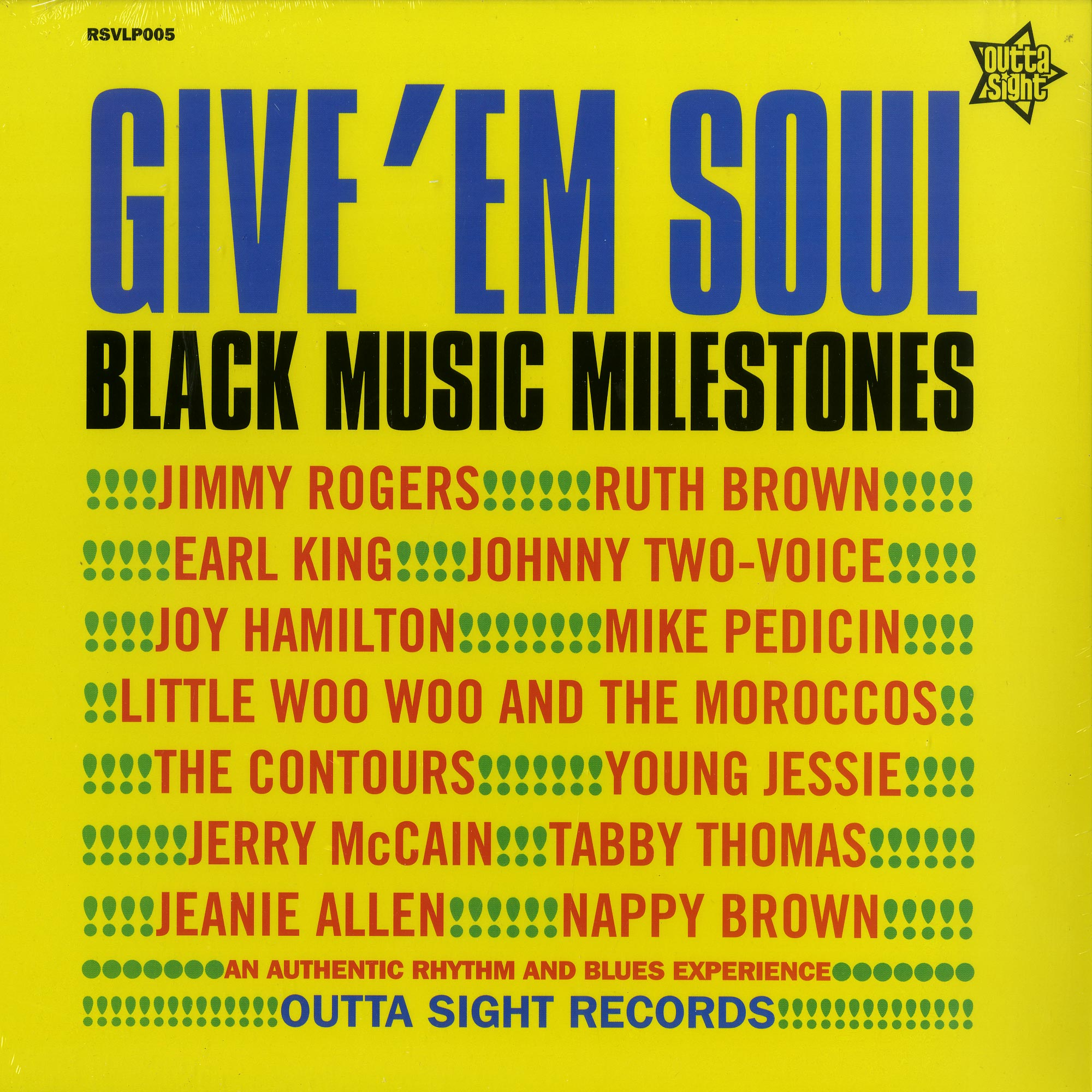 Various Artists - GIVE EM SOUL VOL. 2