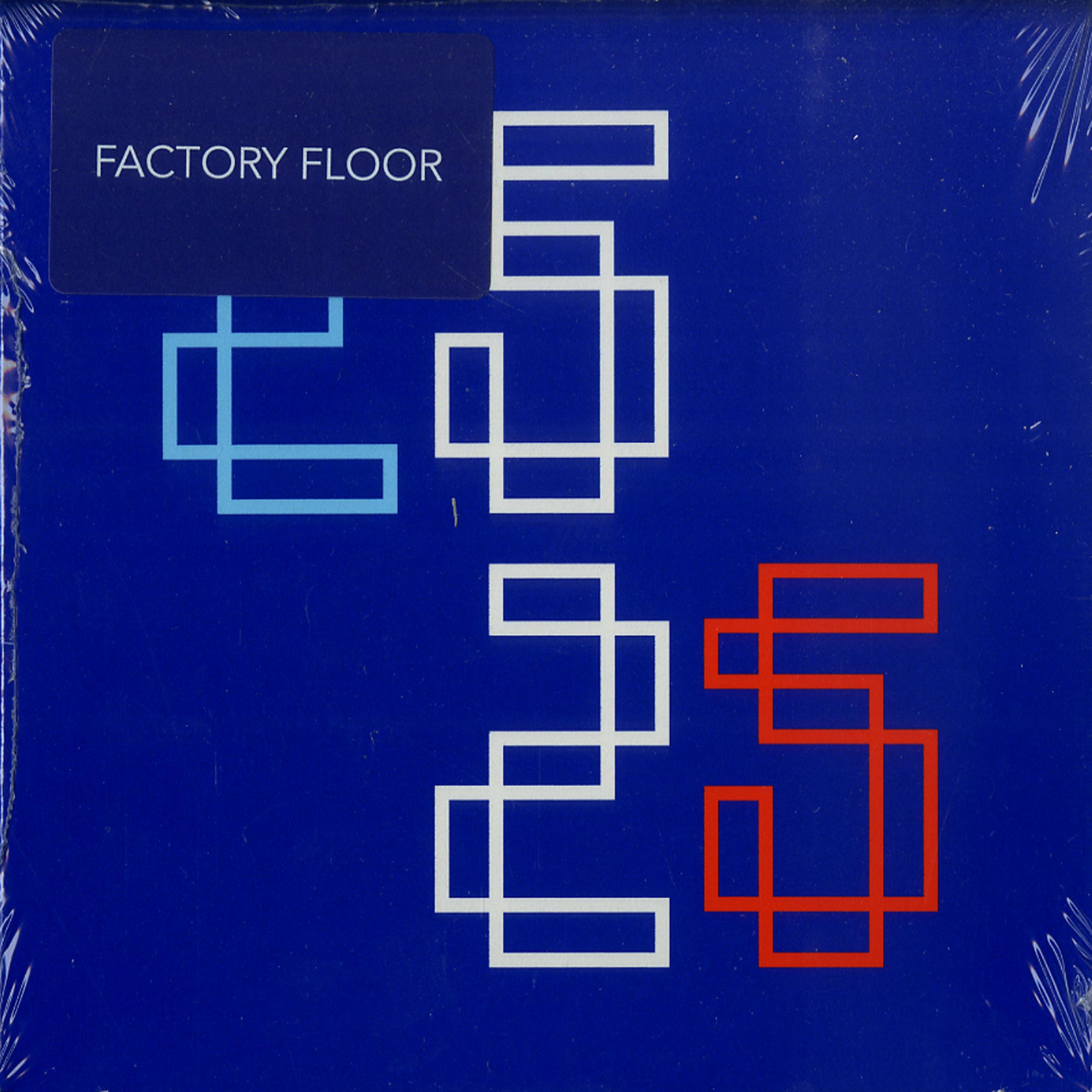 Factory Floor - 25 25
