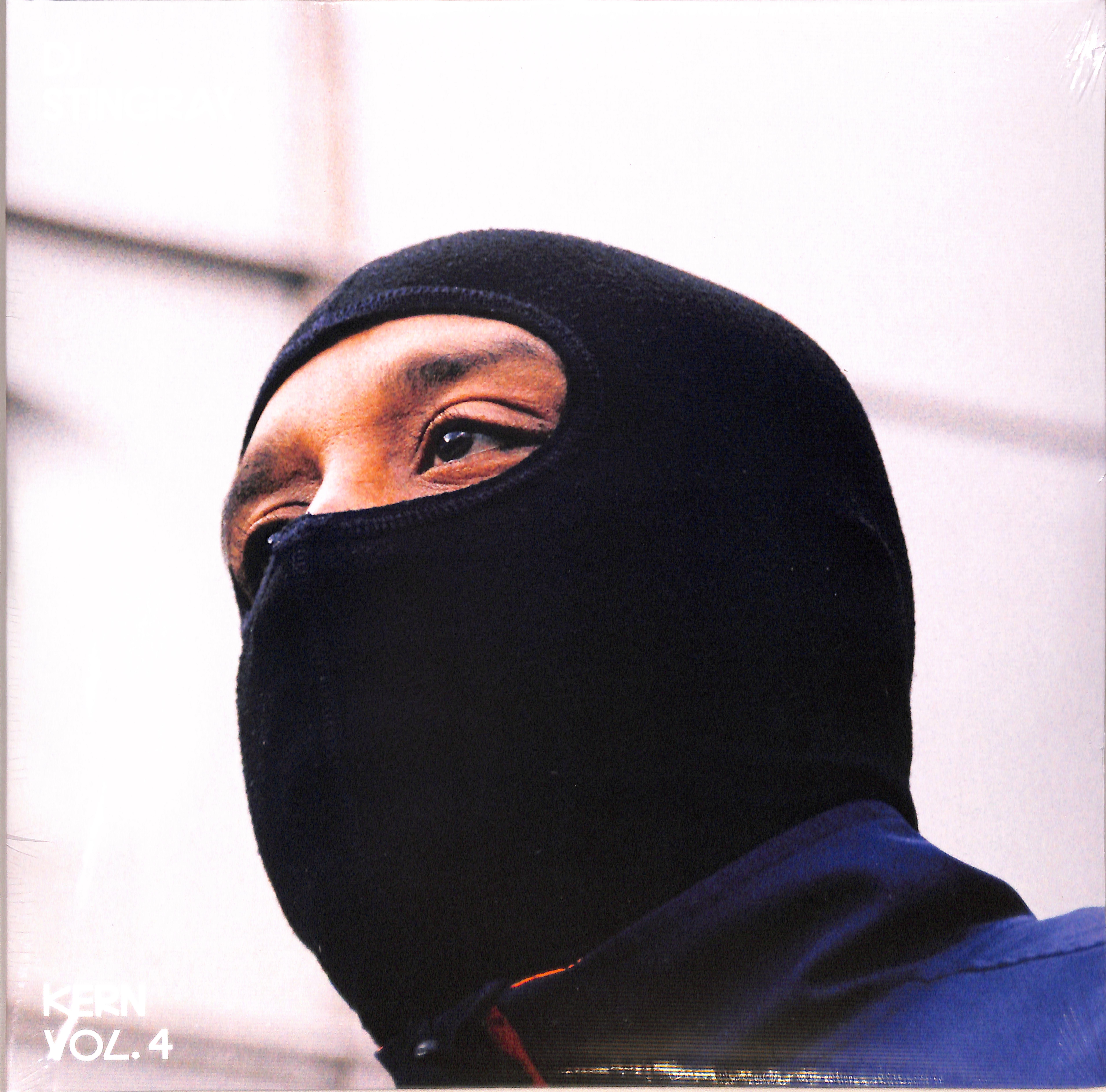 DJ Stingray / Various - KERN VOL.4