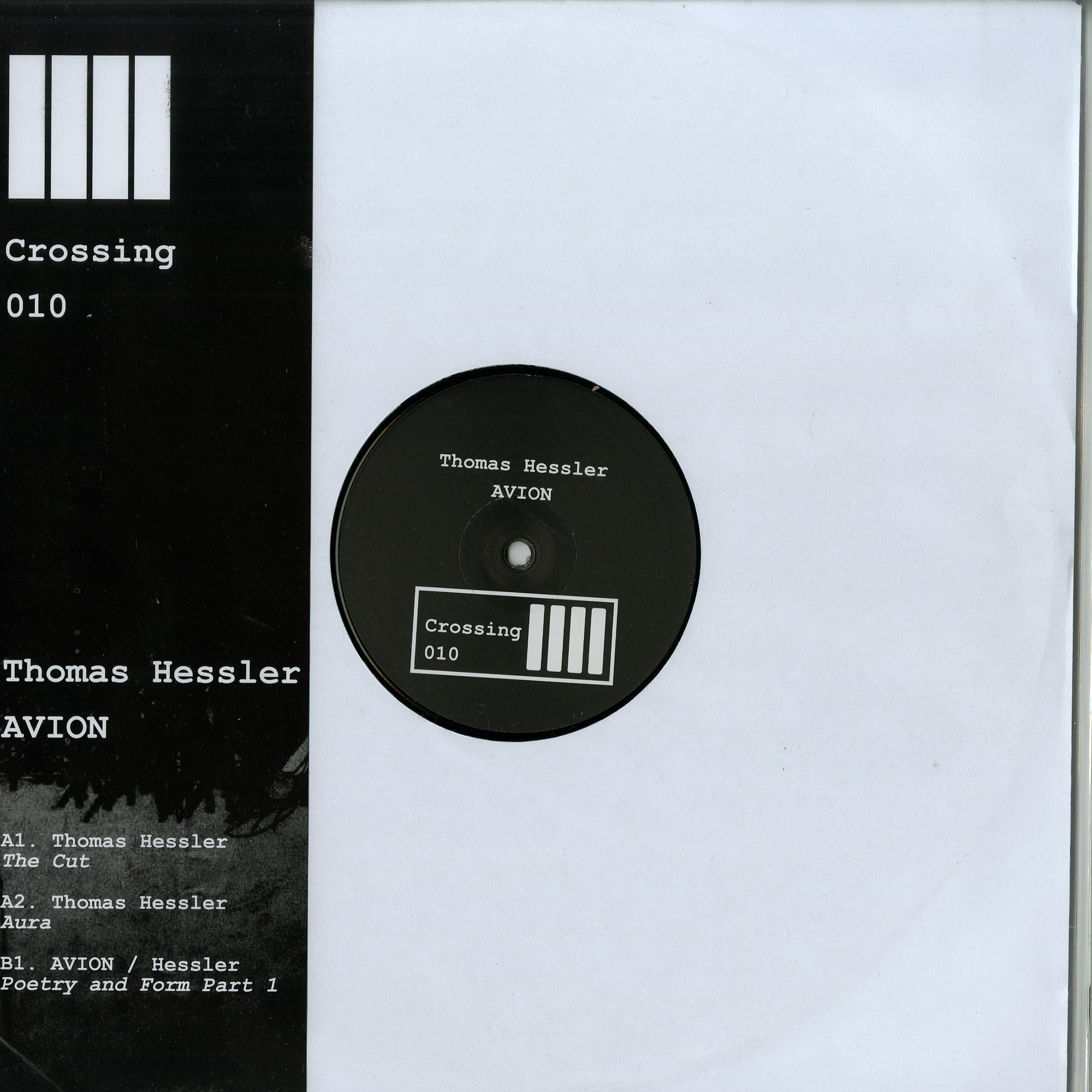Thomas Hessler / AVION - CROSSING 010