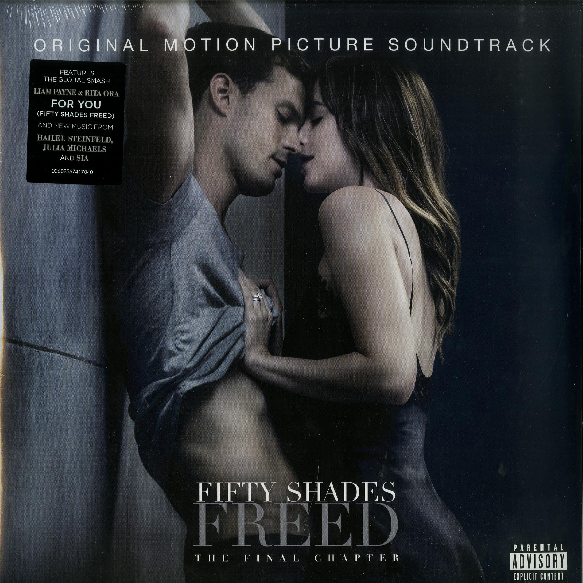 Various Artists - FIFTY SHADES OF GREY 3 - BEFREITE LUST O.S.T.